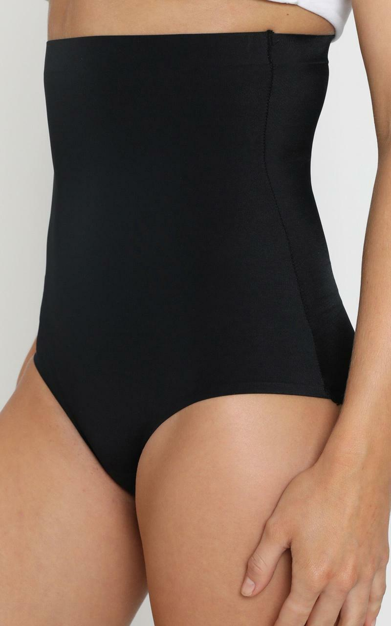 Seamless Shaping Brief - Light Control in black - S, Black, hi-res image number null