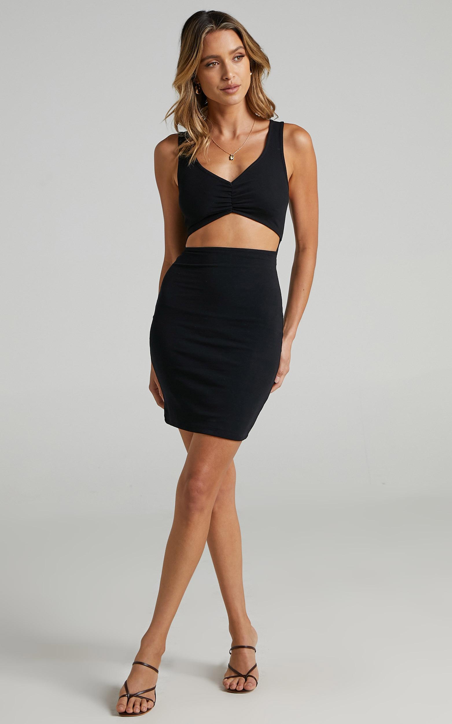 Minx Dress in Black - 06, BLK1, hi-res image number null