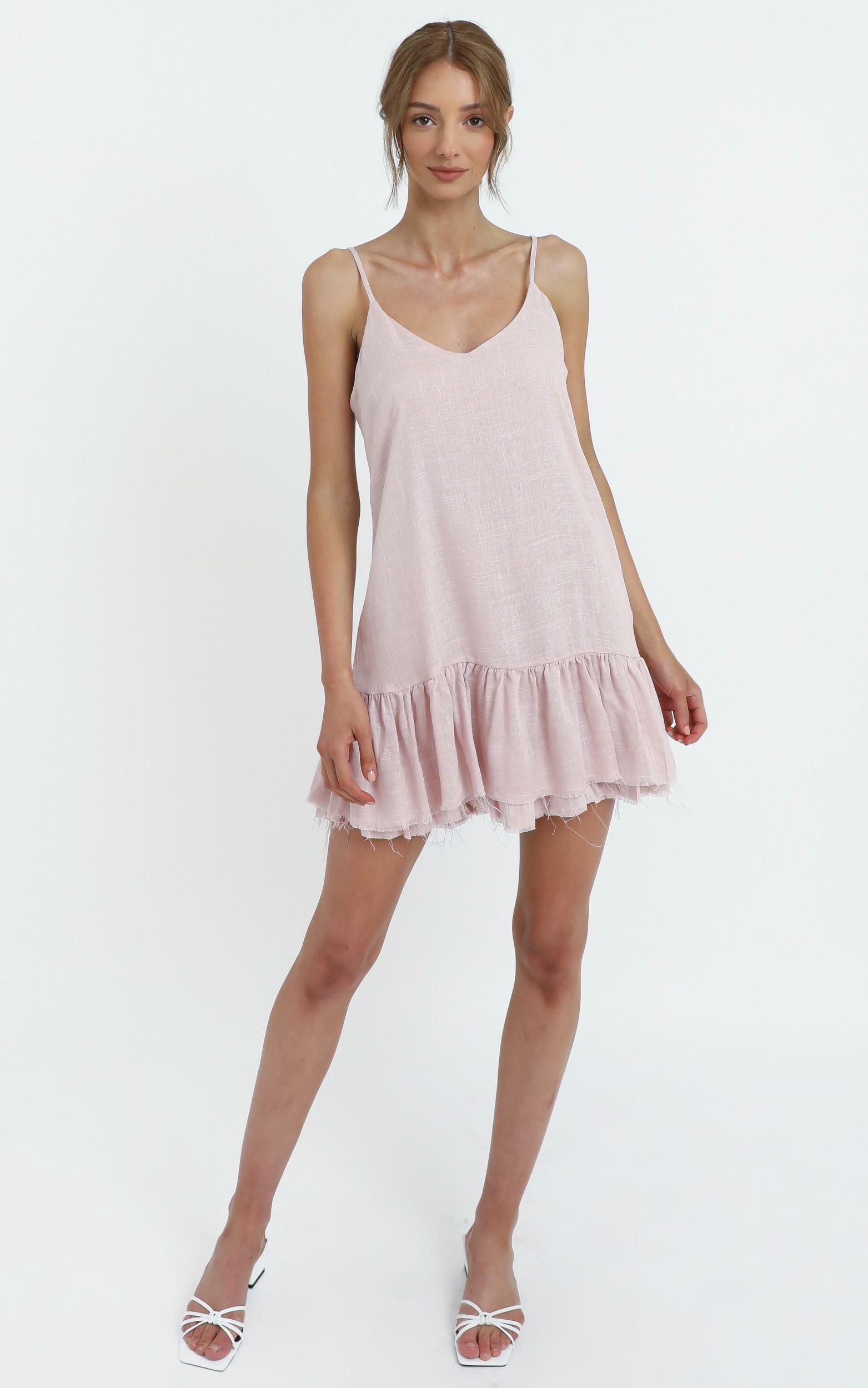 Gypsy Dress in Blush - 12 (L), PNK1, hi-res image number null