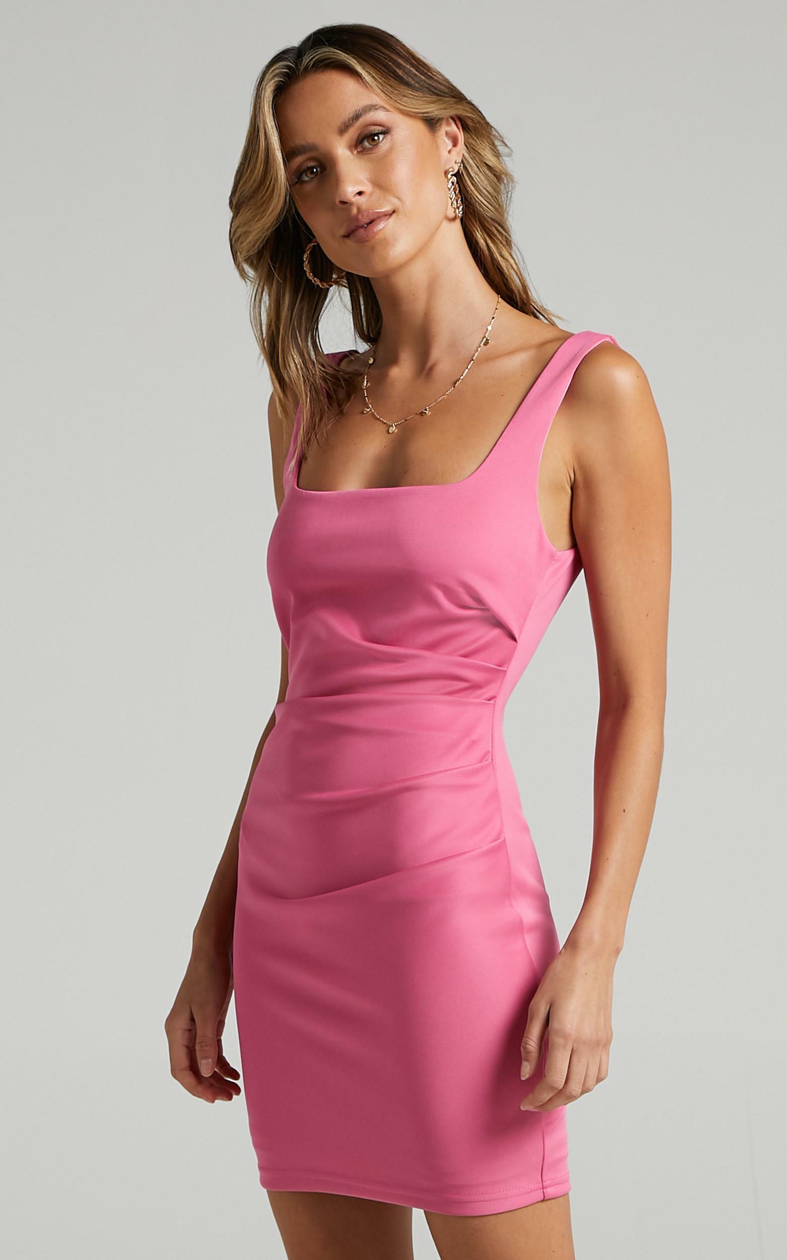 Big Love Dress in Pink - 06, PNK2, hi-res image number null