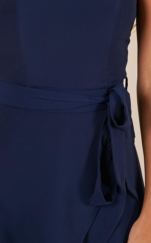 We Can Rule dress in navy  - 14 (XL), Navy, hi-res image number null