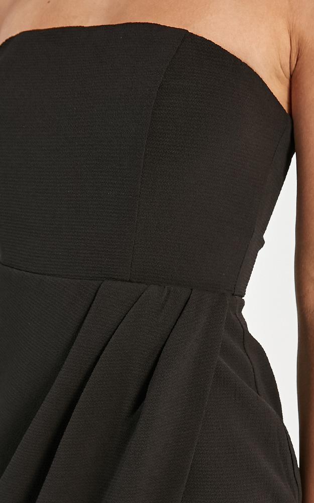 Moon Shadow maxi dress in black - 20 (XXXXL), Black, hi-res image number null