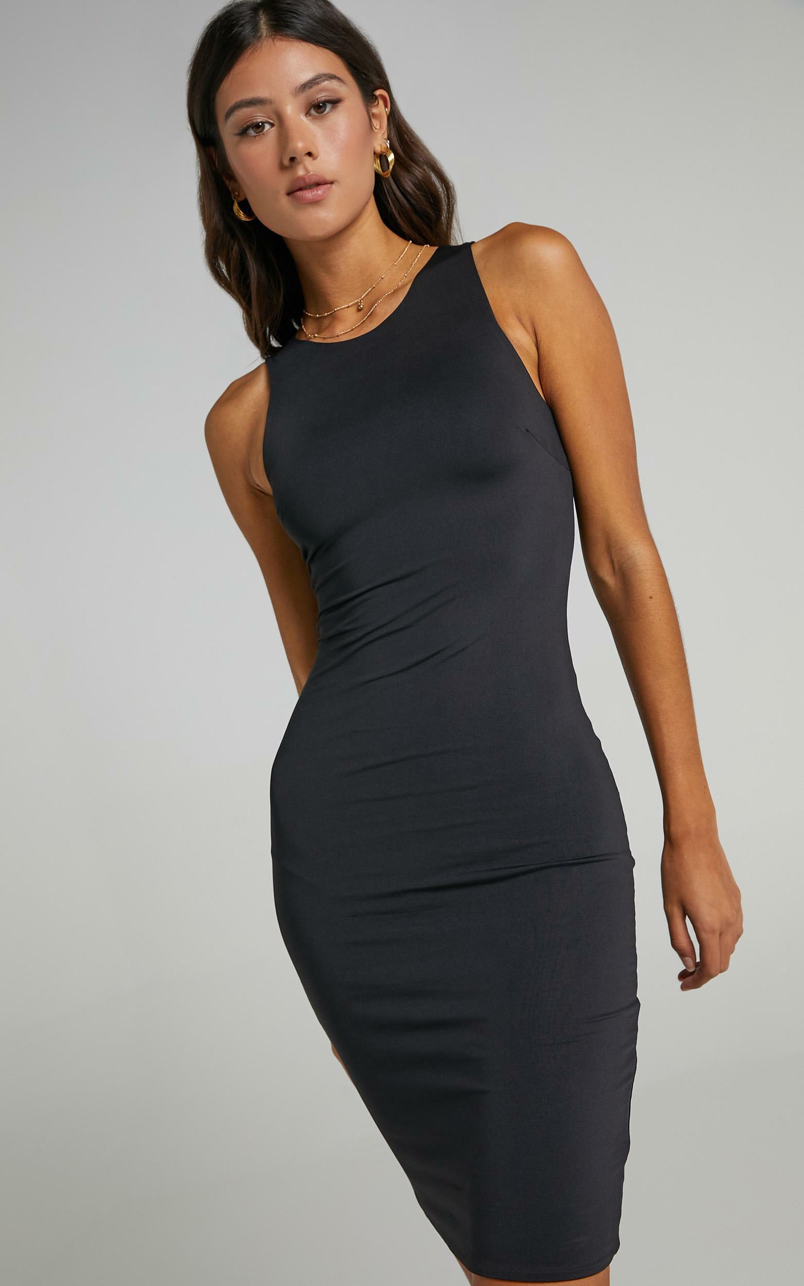 Becca Dress in Black - 12, BLK1, hi-res image number null