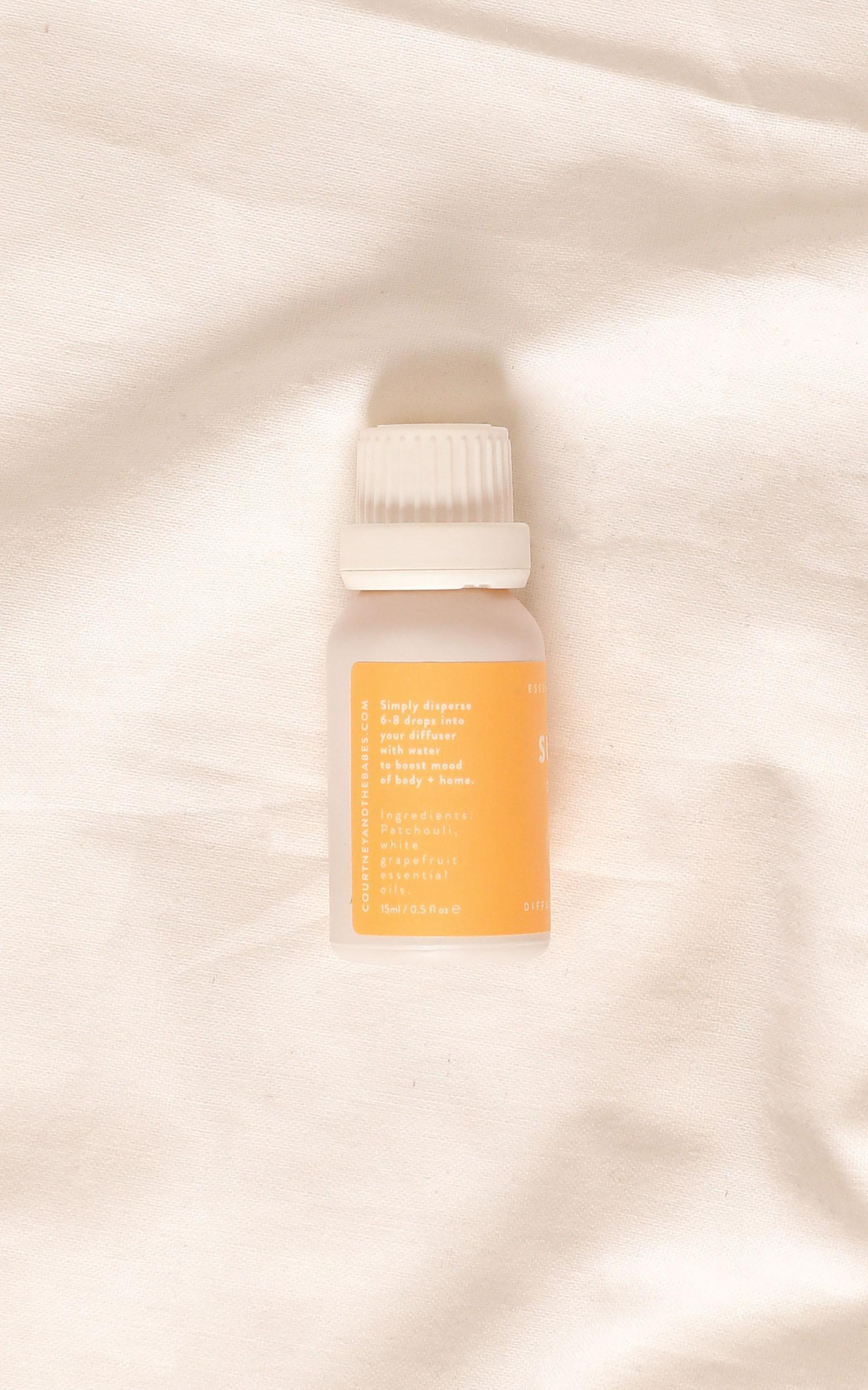 Courtney + Babes - Sun Diffuser Blend 15ml, Yellow, hi-res image number null