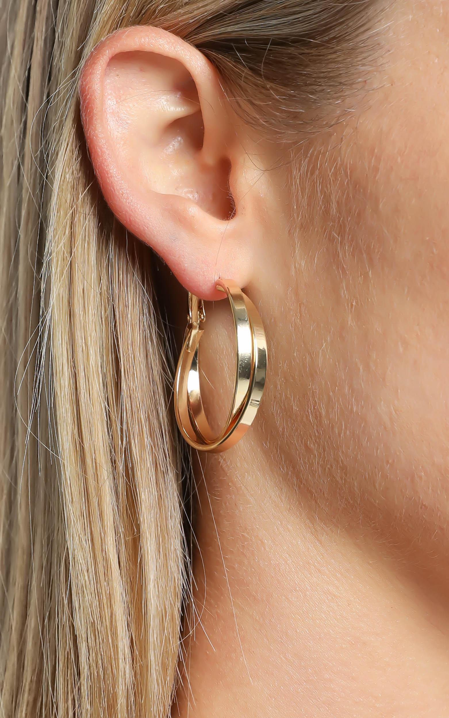 Blakely Earrings in Gold, , hi-res image number null