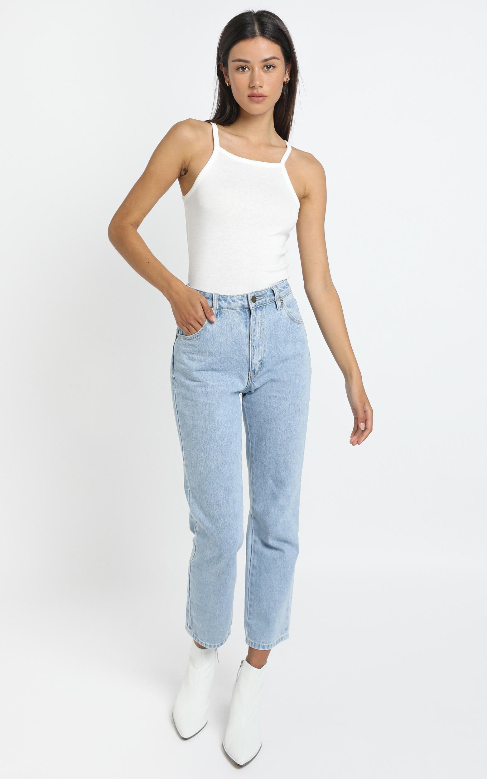 Garcia Top in OffWhite - 12 (L), White, hi-res image number null