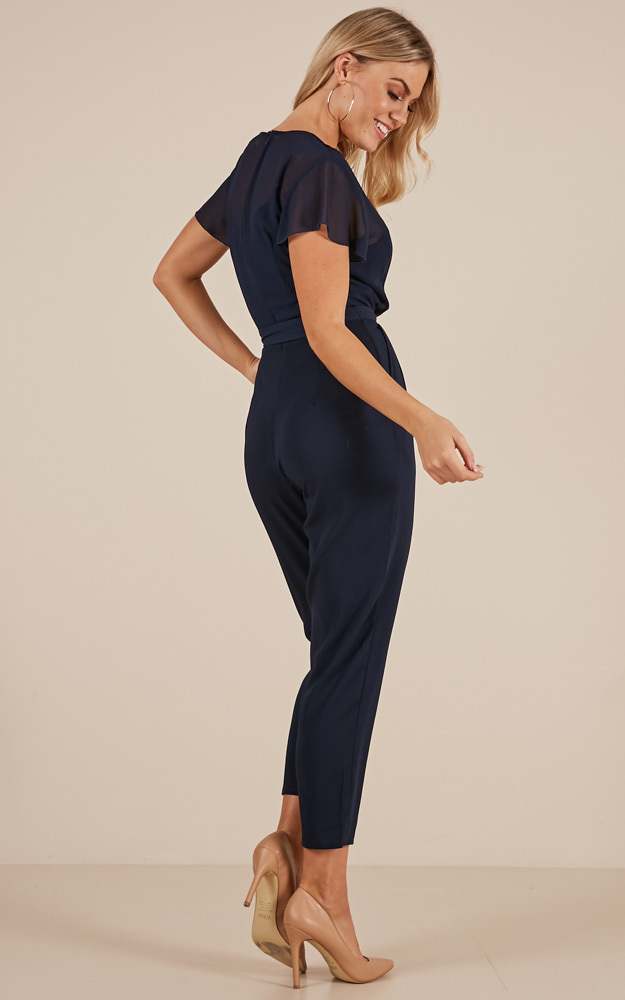 No Limits jumpsuit in navy - 20 (XXXXL), Navy, hi-res image number null