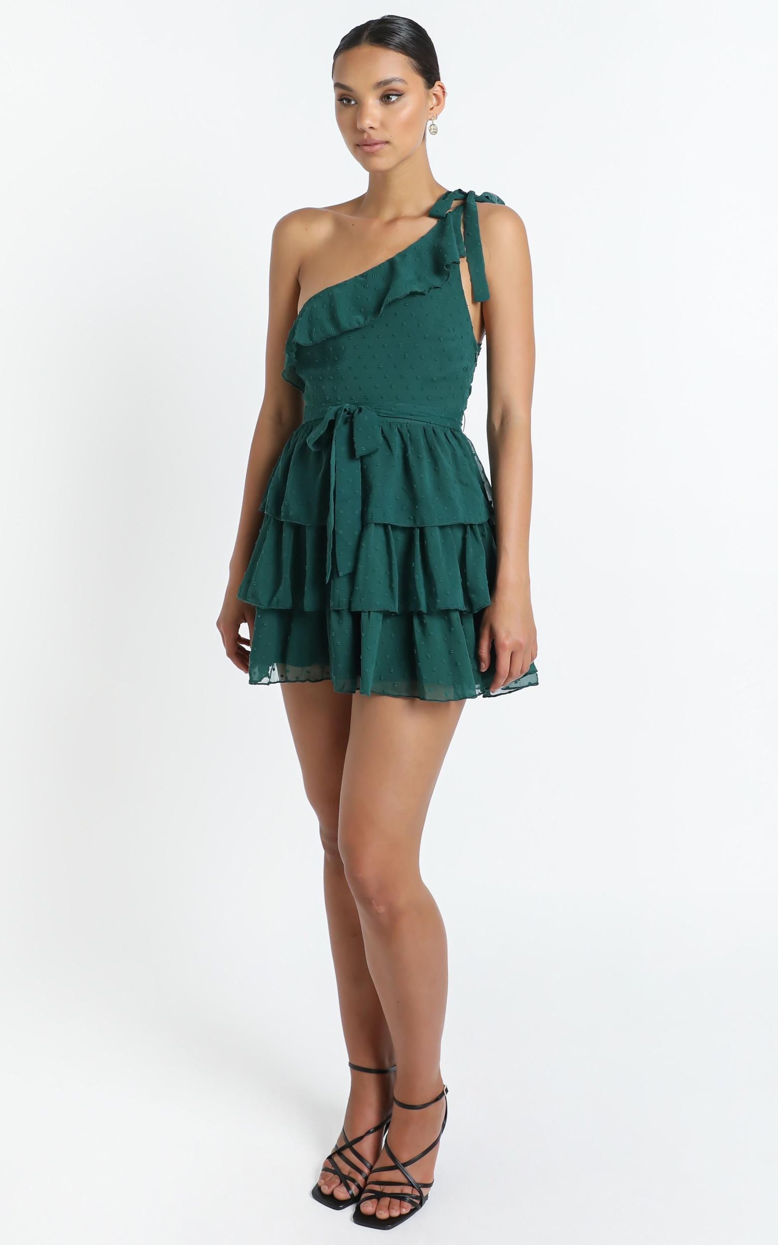 Darling I Am A Daydream Dress in emerald - 20 (XXXXL), Green, hi-res image number null
