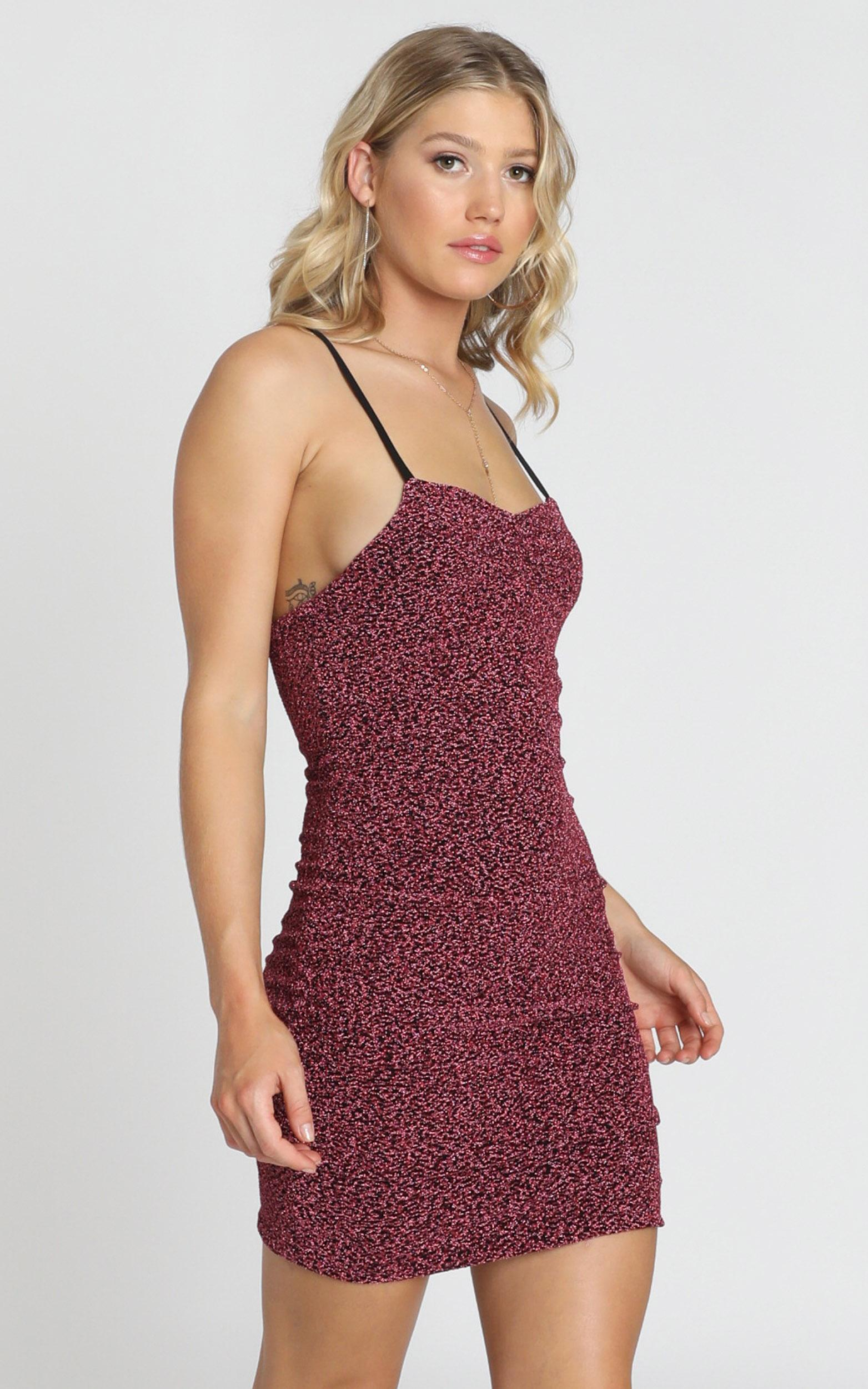 Chelmsford Dress in pink - 8 (S), Pink, hi-res image number null