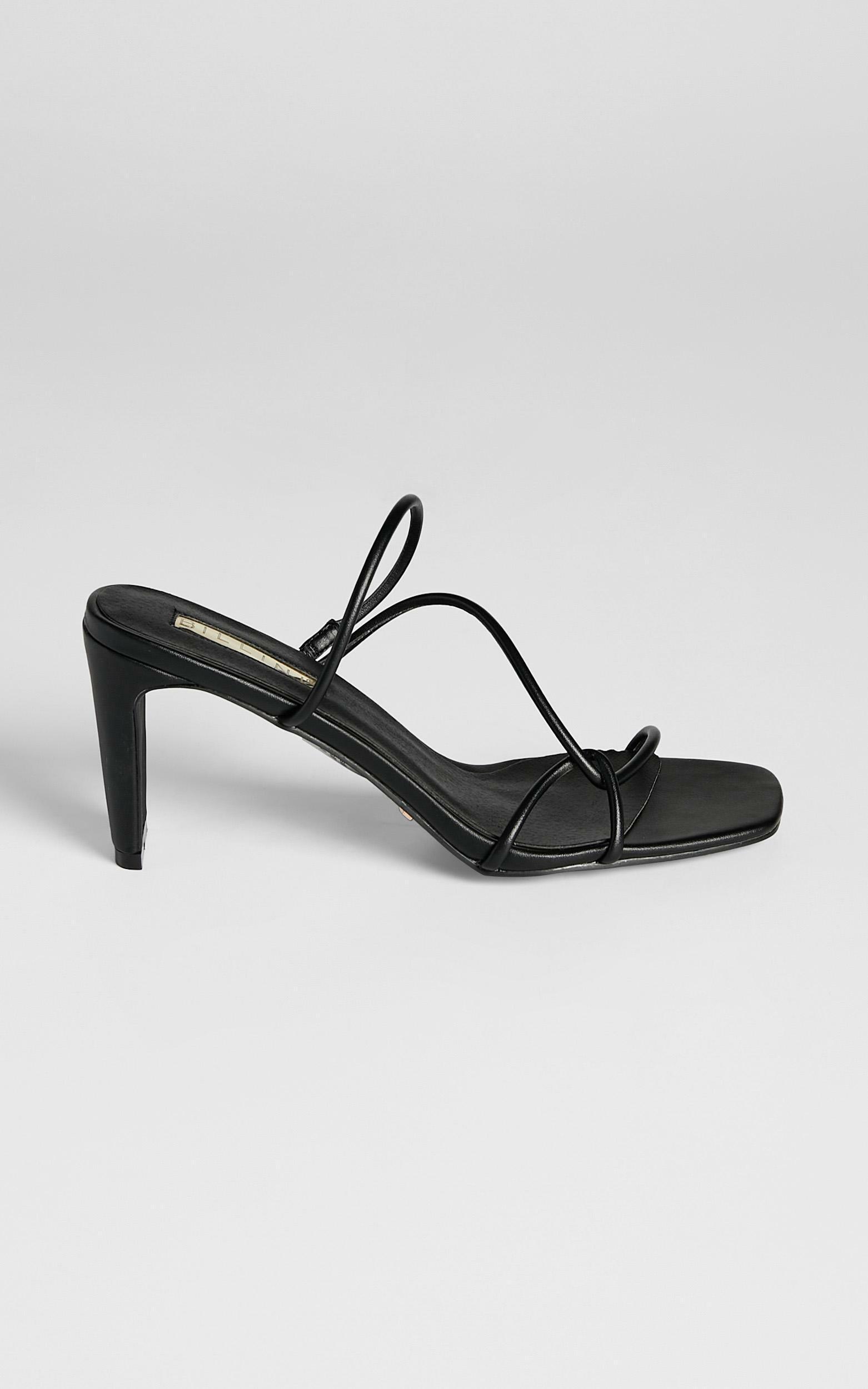 Billini - Serna Heels in Black - 5, Black, hi-res image number null