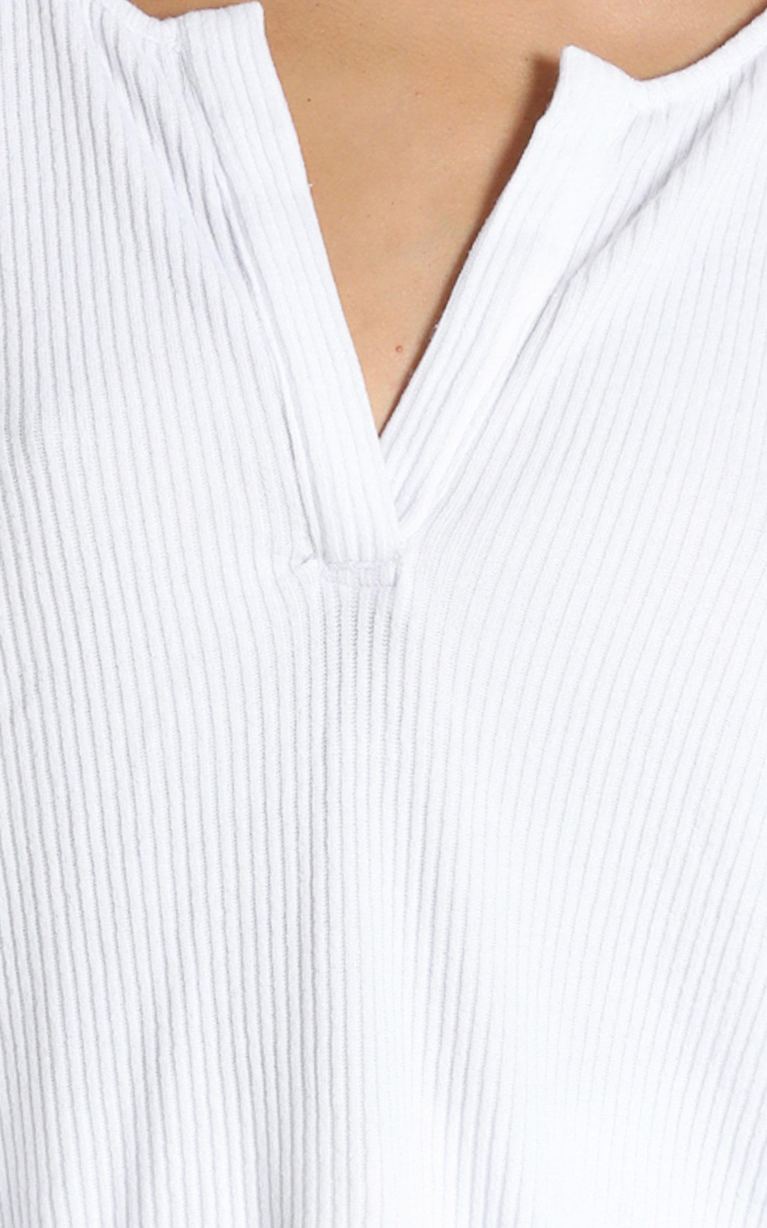 Billie Top in White, White, hi-res image number null