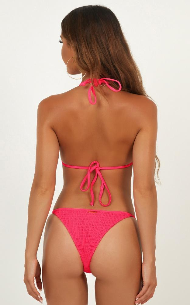 Chloe Bikini Top in Hot Pink - 20 (XXXXL), Pink, hi-res image number null