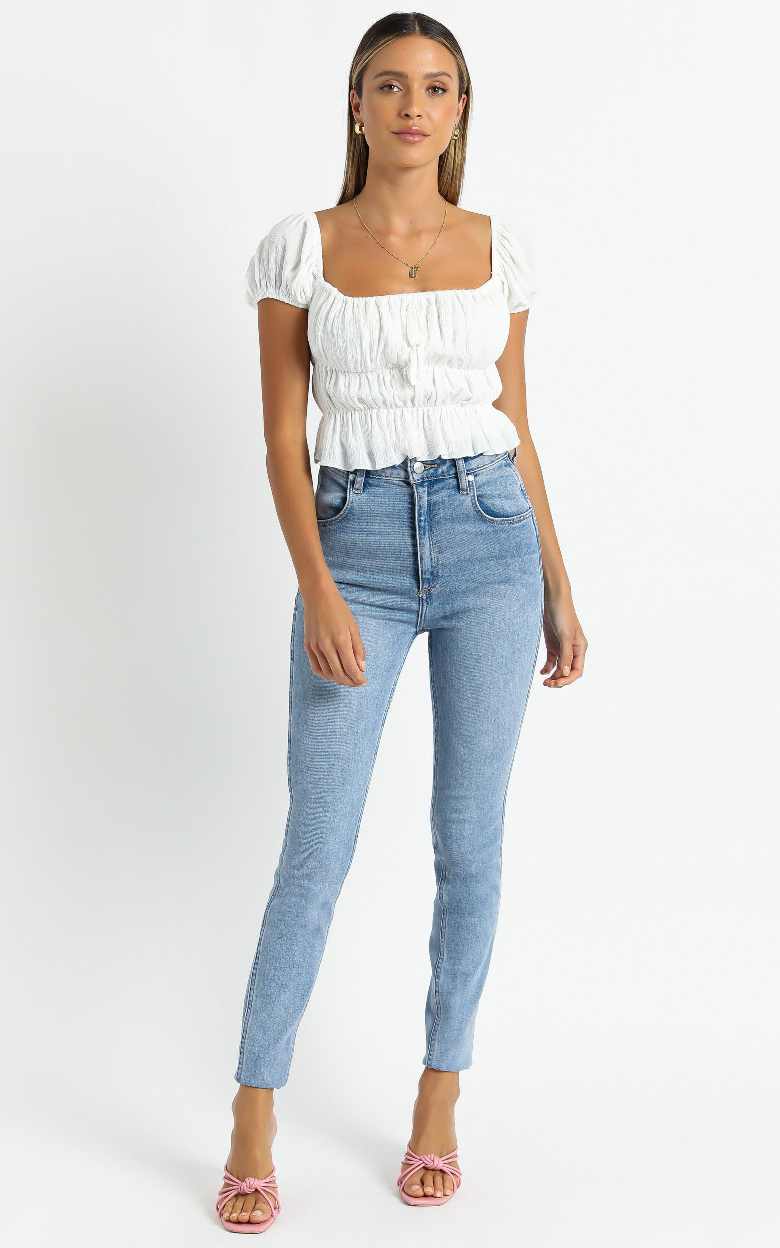 Gimme Top In White - 16 (XXL), WHT1, hi-res image number null