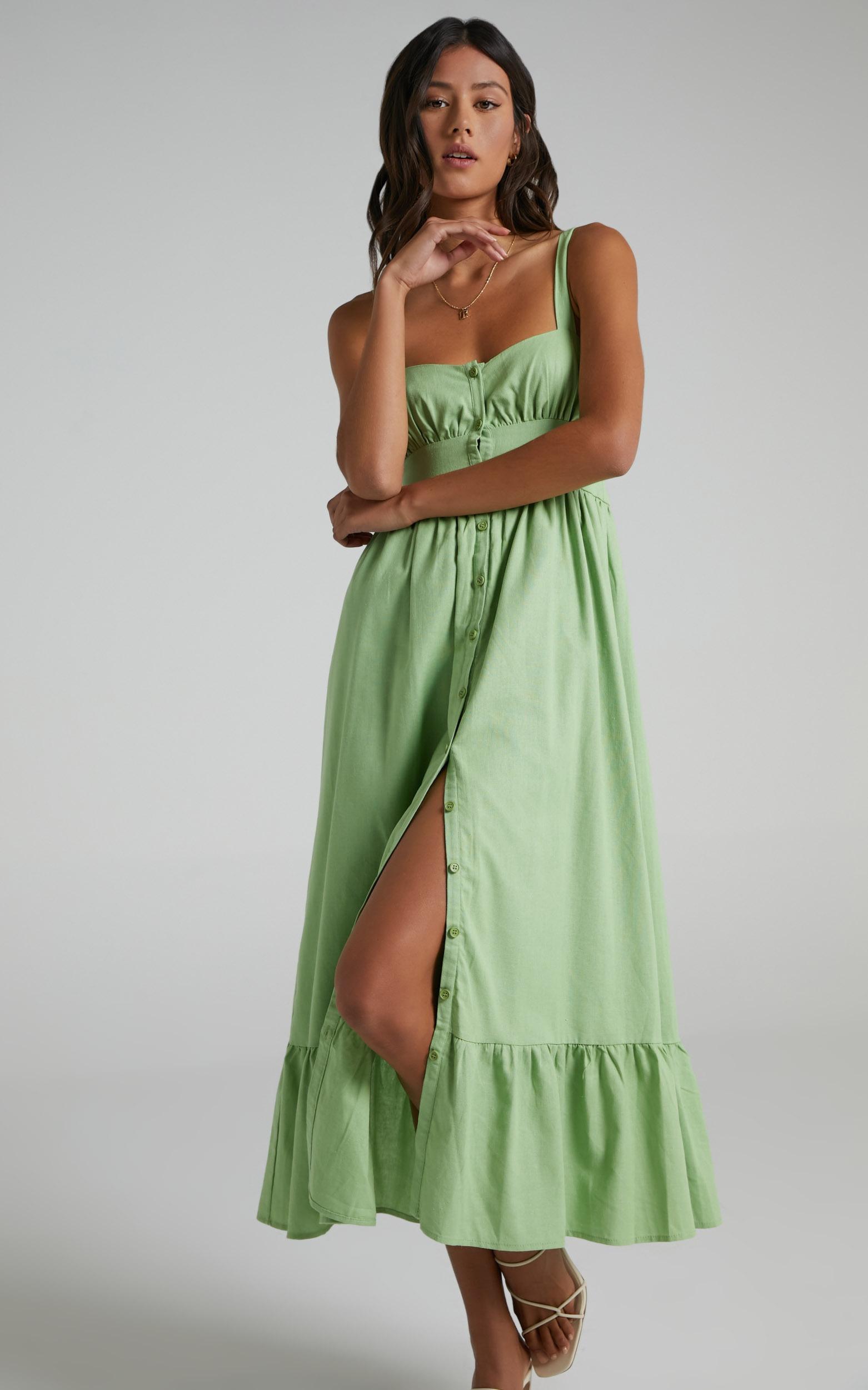 Marvina Dress in Green - 06, GRN2, hi-res image number null
