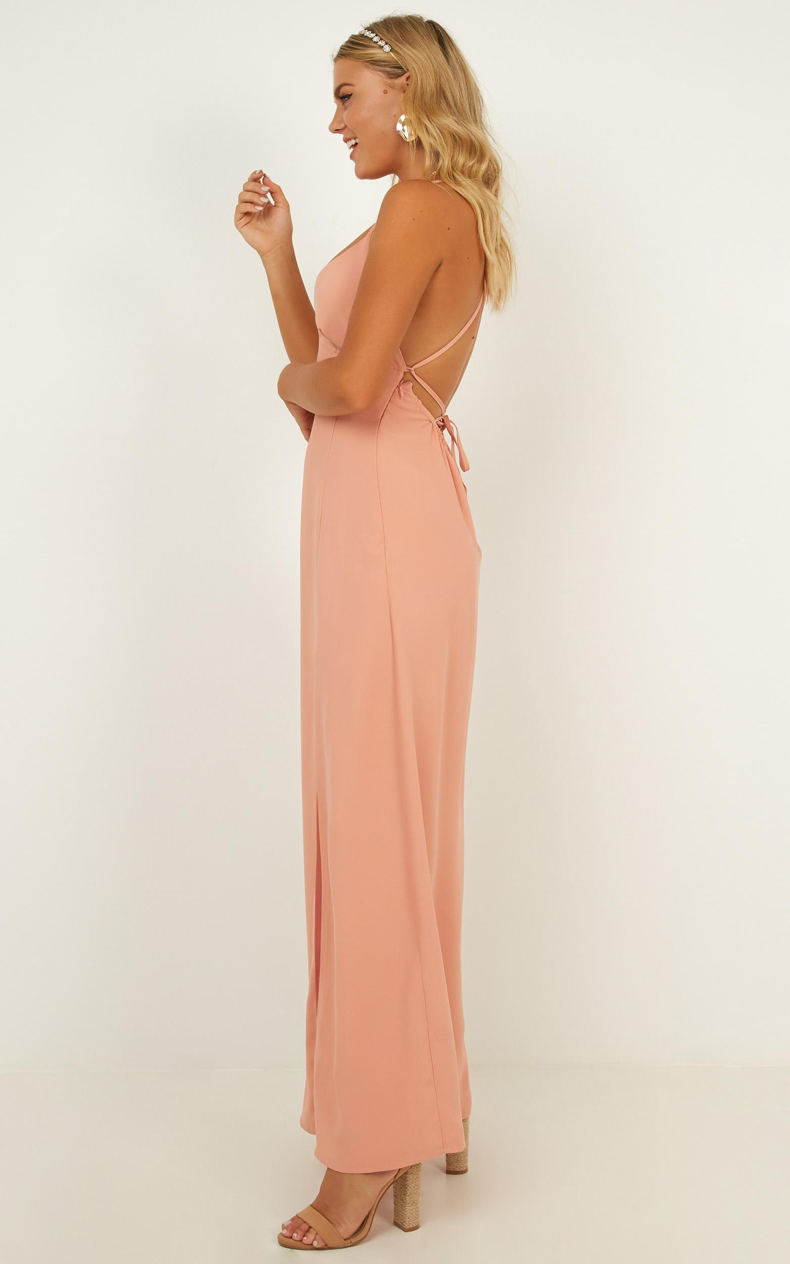 Royal Lady Dress in blush - 20 (XXXXL), Blush, hi-res image number null
