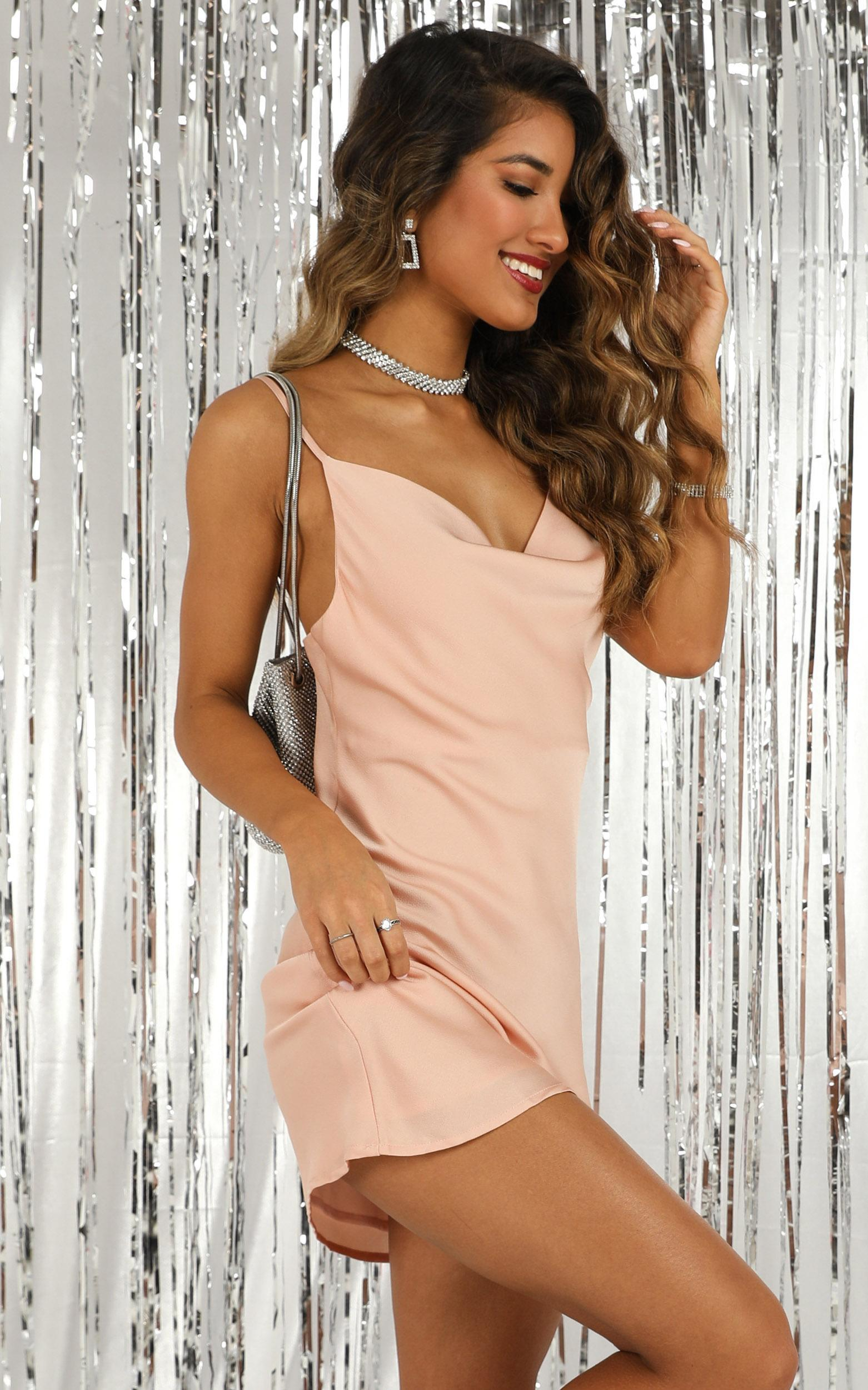 As Long As I Got You Dress in blush - 12 (L), Blush, hi-res image number null