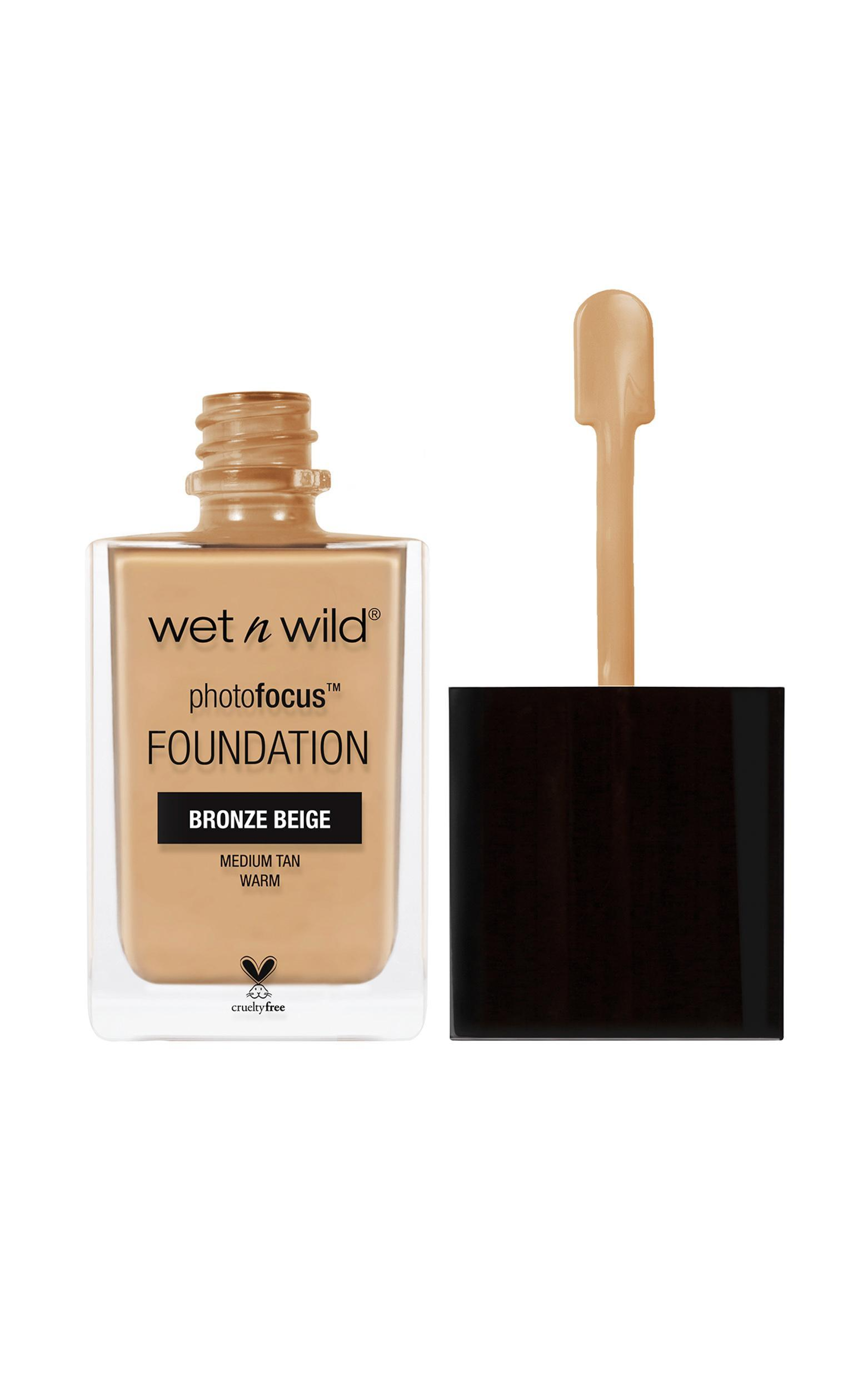 Wet N Wild - Photo Focus Foundation In Buff Bisque , Beige, hi-res image number null