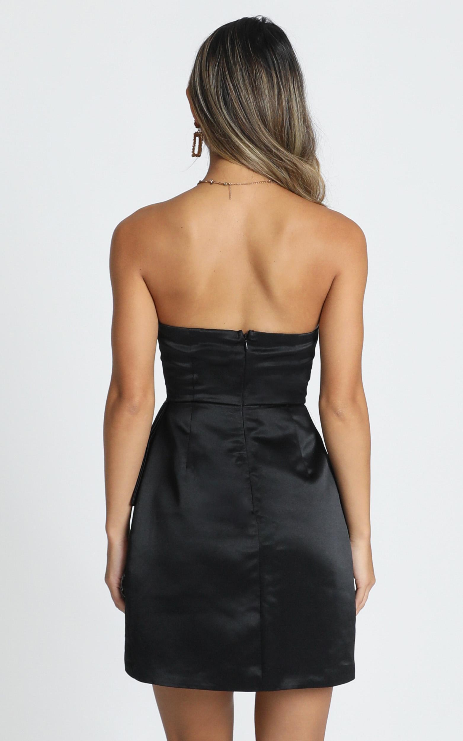 Isnt She Lovely Dress in black - 20 (XXXXL), Black, hi-res image number null