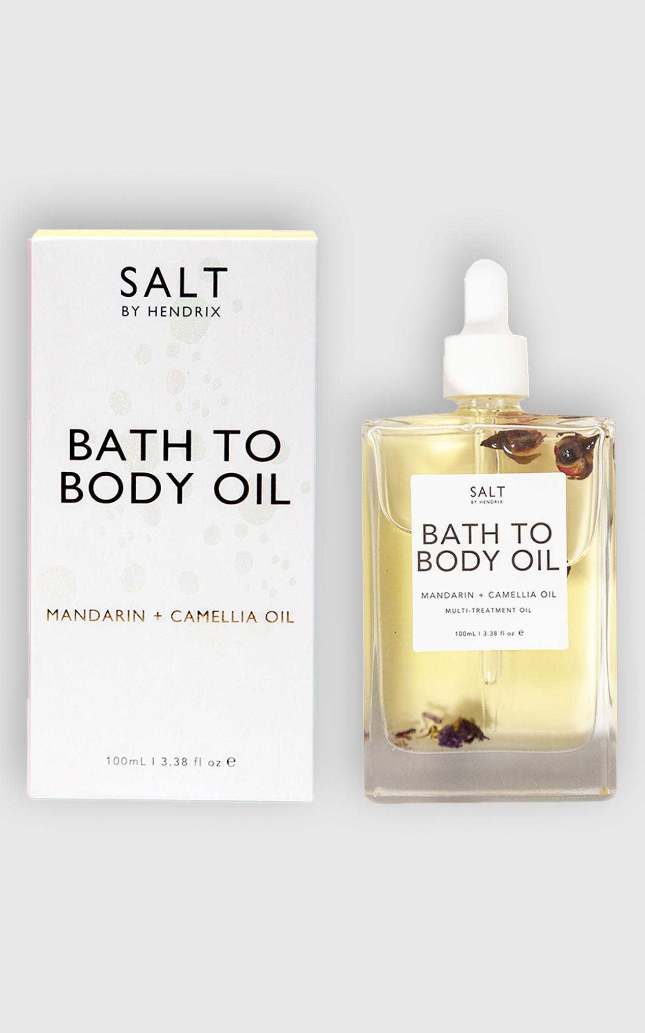 Salt By Hendrix - Bath To Body Oil , , hi-res image number null