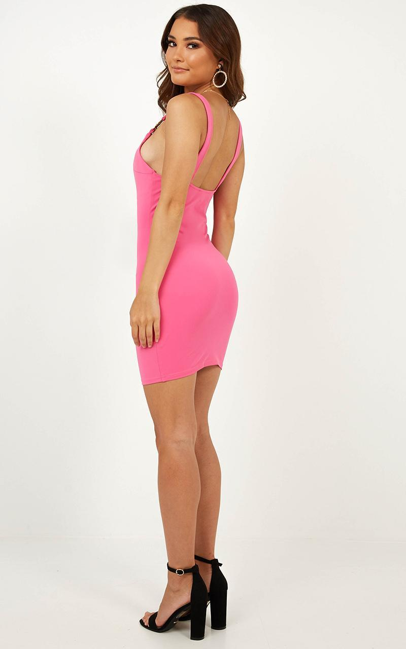 On The Town Dress in Pink - 14 (XL), Pink, hi-res image number null