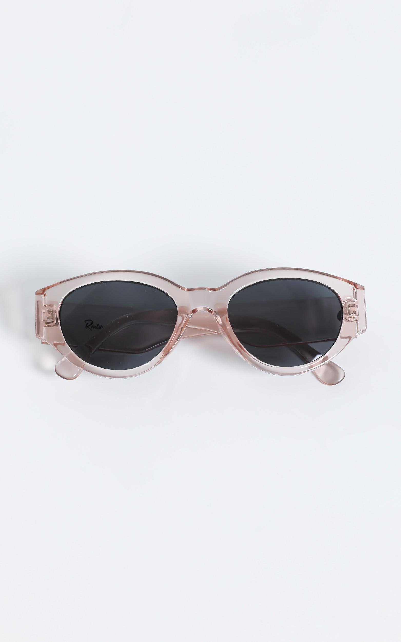 Reality Eyewear - Strict Machine Sunglasses in Berry, Pink, hi-res image number null