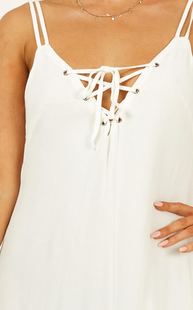 Never Looked Better Dress in white - 20 (XXXXL), White, hi-res image number null