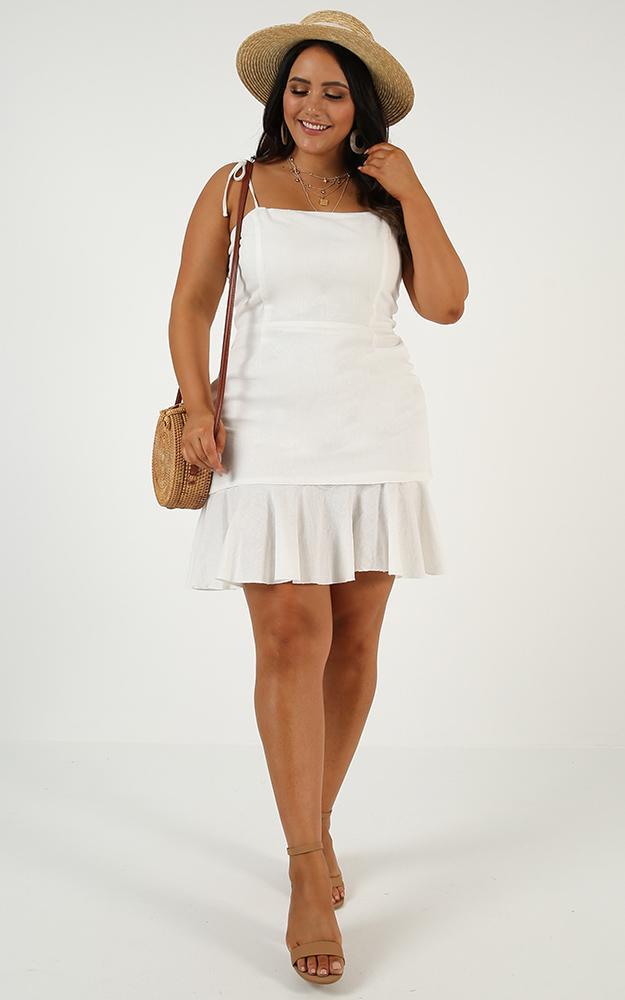 Sweetest Sin Dress in White - 18 (XXXL), White, hi-res image number null