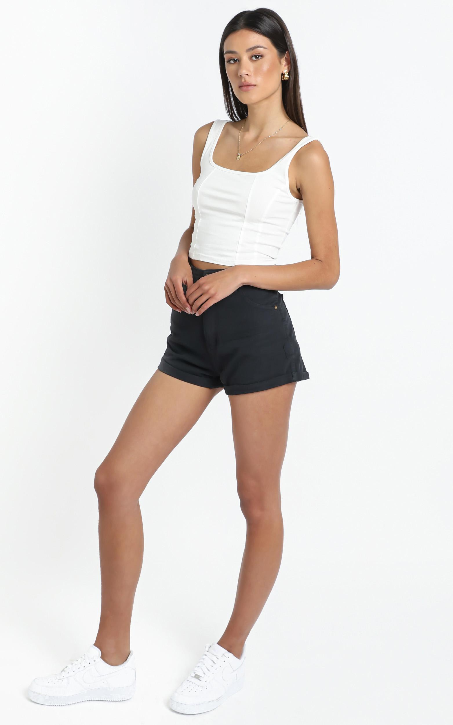 Jayde Top in White - 12 (L), White, hi-res image number null