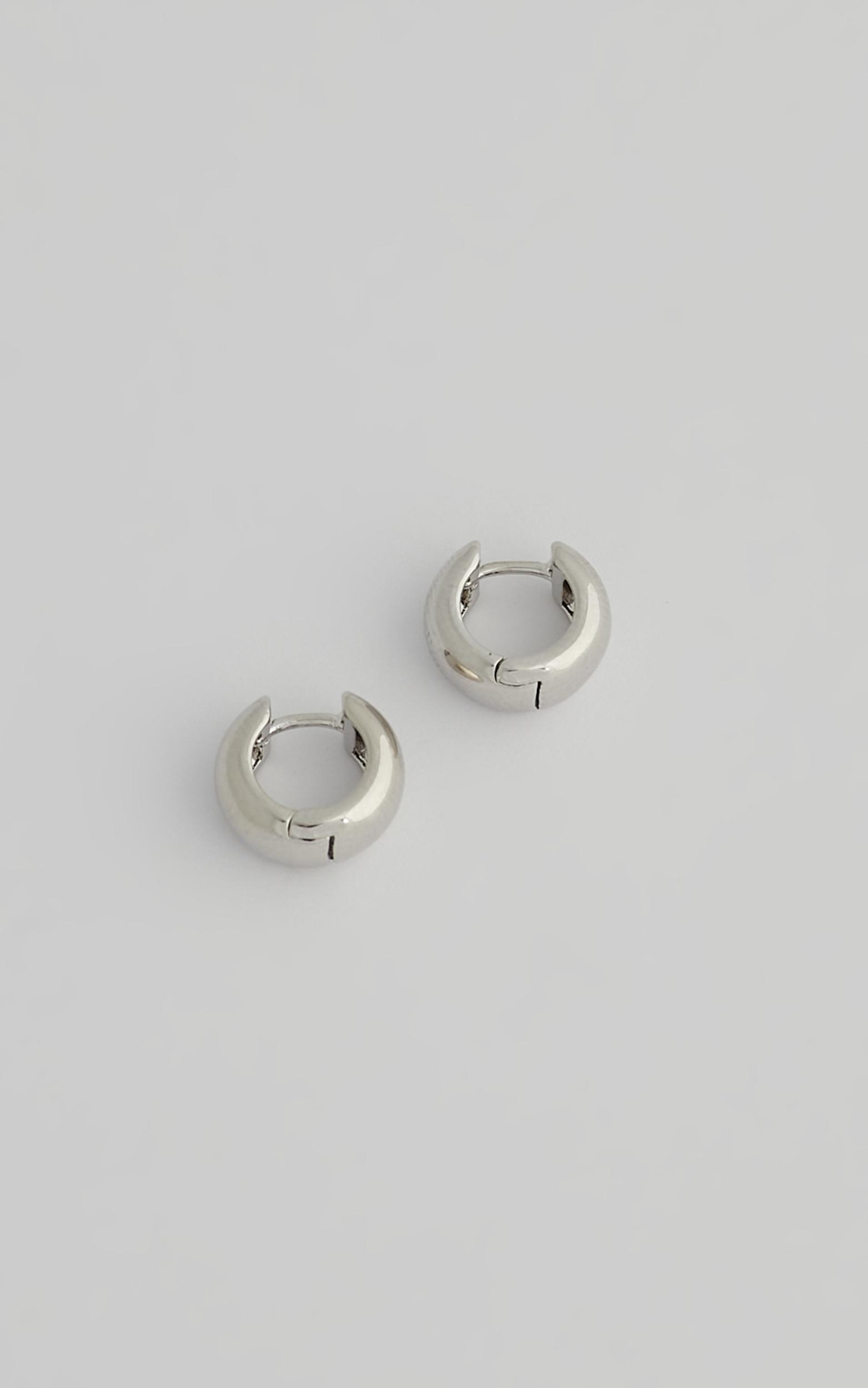 Luv AJ - Mirabella Huggies in Silver - NoSize, SLV1, hi-res image number null