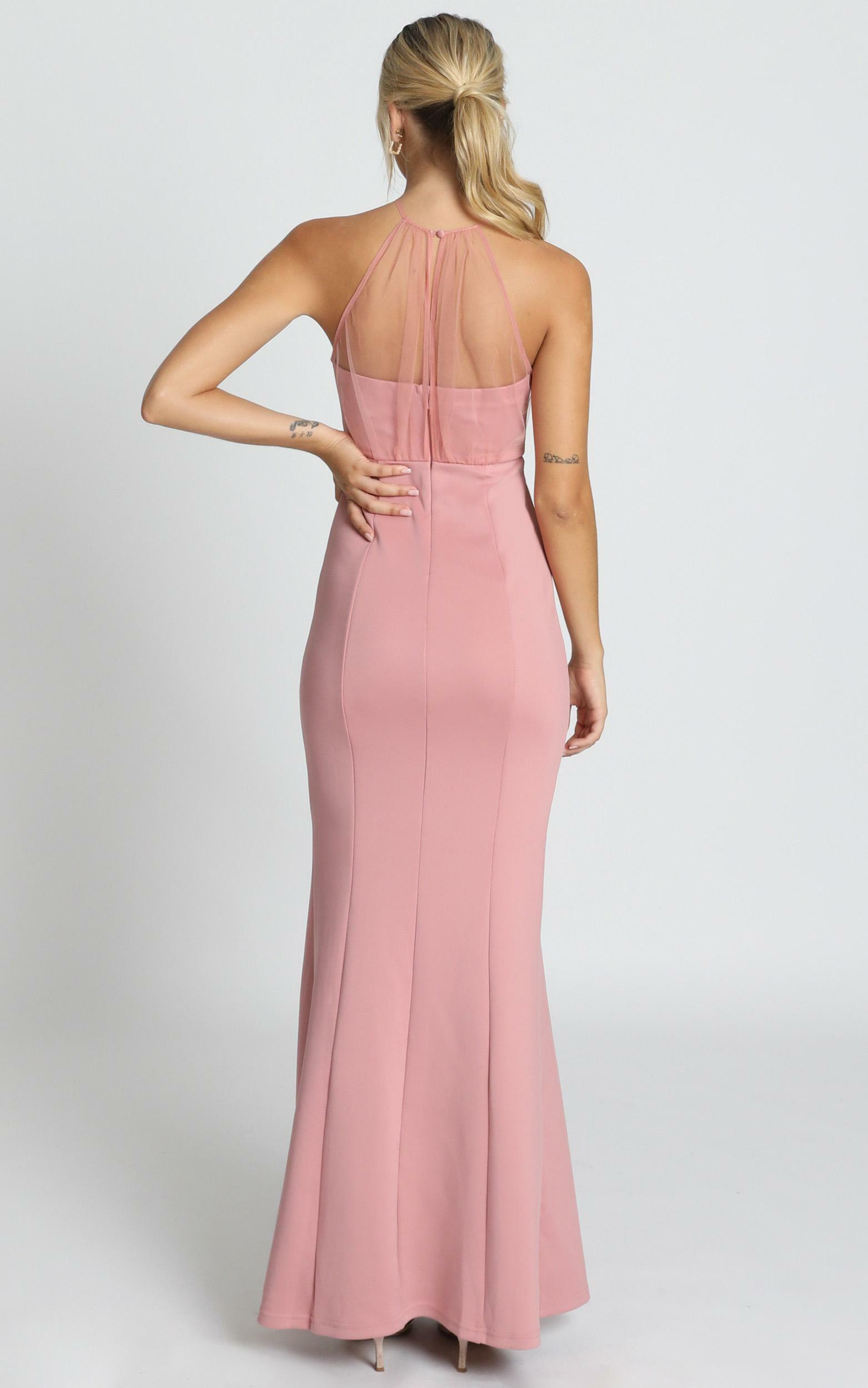 Still Love You Dress in dusty rose - 14 (XL), Pink, hi-res image number null