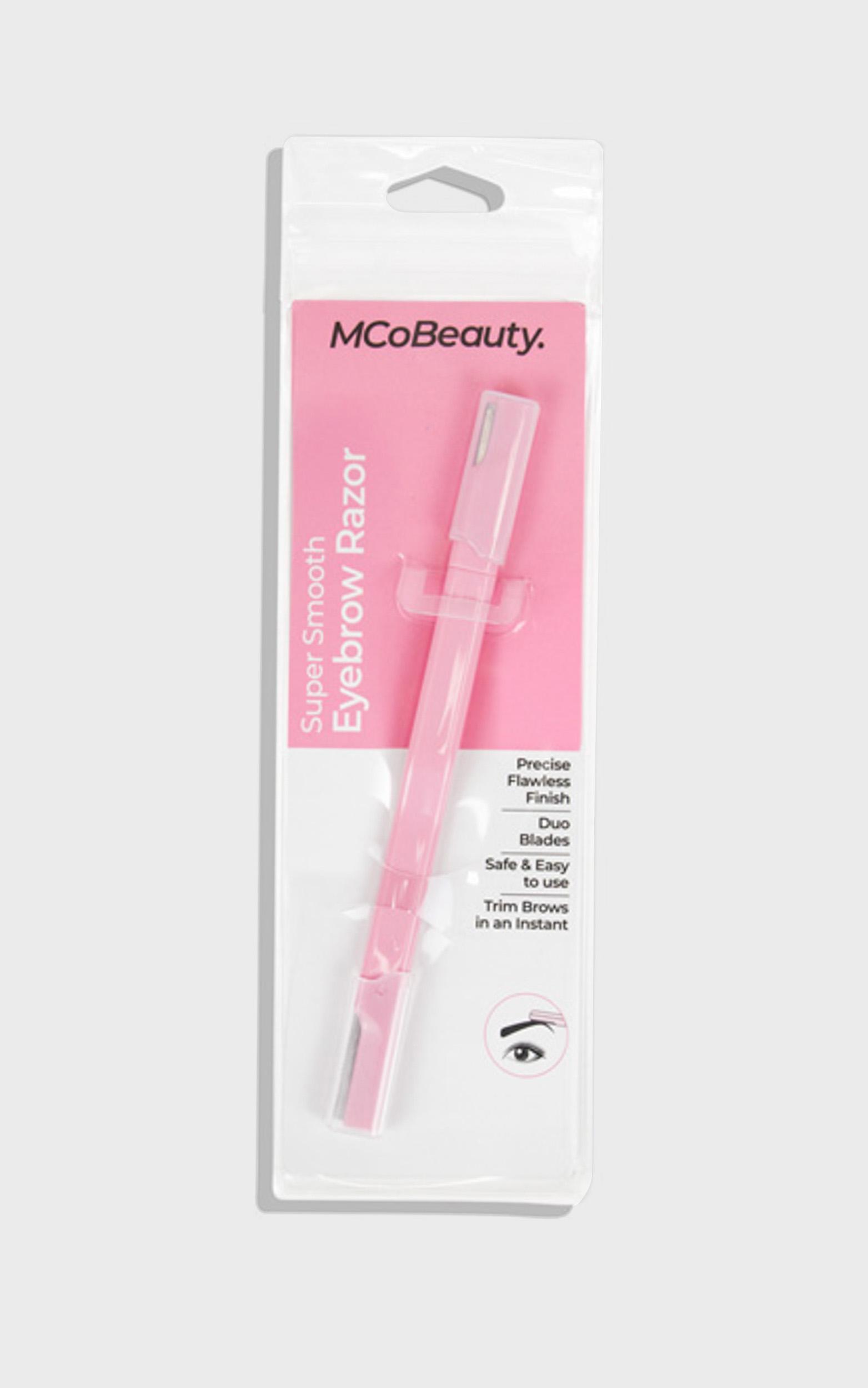 MCoBeauty - Super Smooth Eyebrow Razor, , hi-res image number null