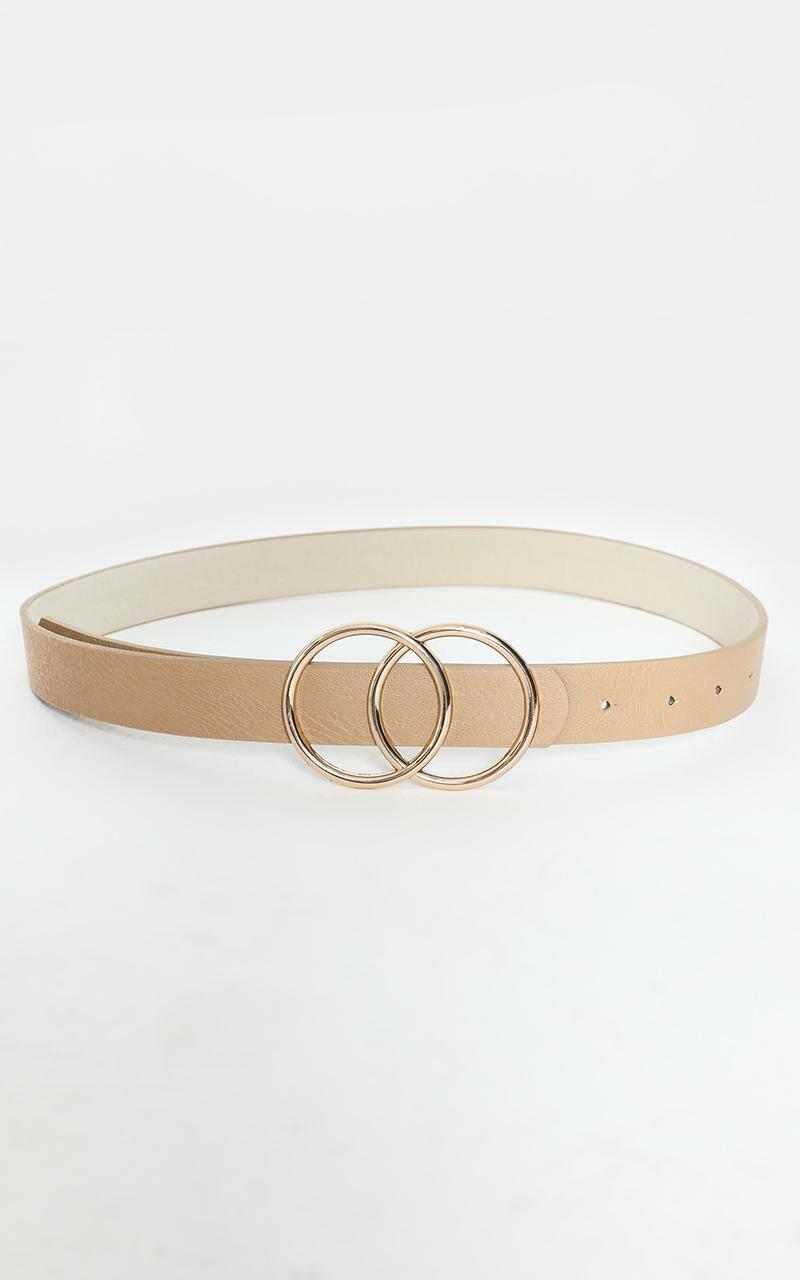 This Time Belt in Nude and Gold, , hi-res image number null