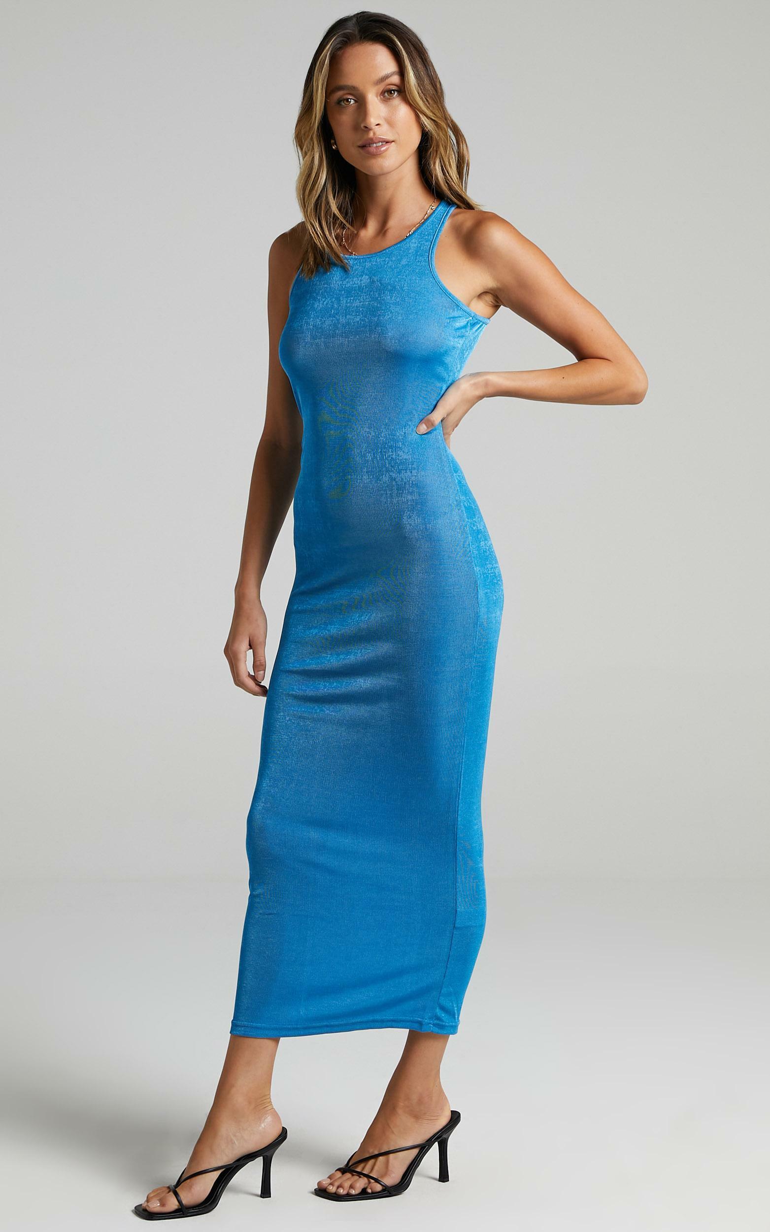 Lioness - Everlast Dress in Blue - 06, BLU1, hi-res image number null