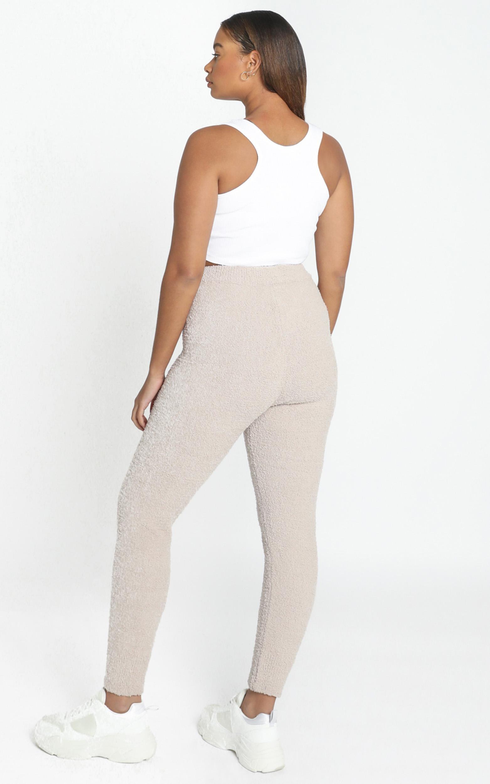Jesstin Knit Pants in Cream - 12 (L), Cream, hi-res image number null