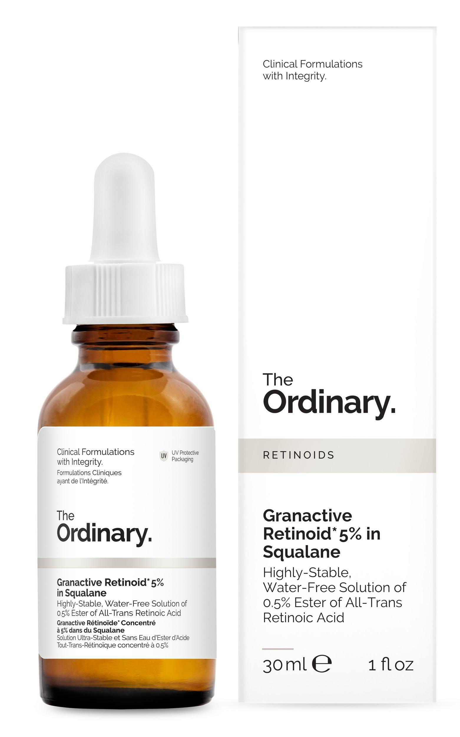 The Ordinary - Granactive Retinoid 5% in Squalane - 30ml , GRY1, hi-res image number null