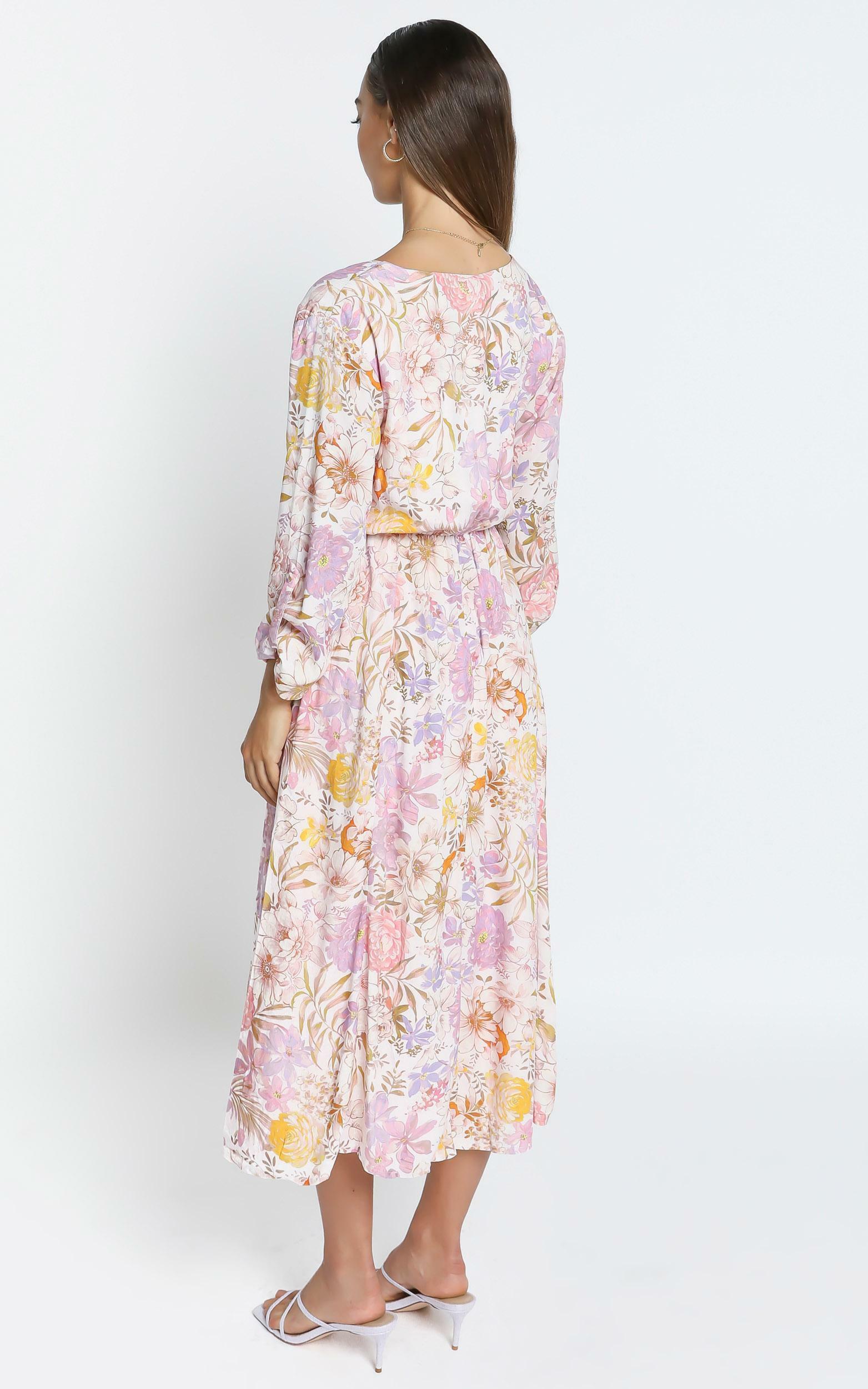 Kirrily Dress in Vintage Floral - 6 (XS), Multi, hi-res image number null
