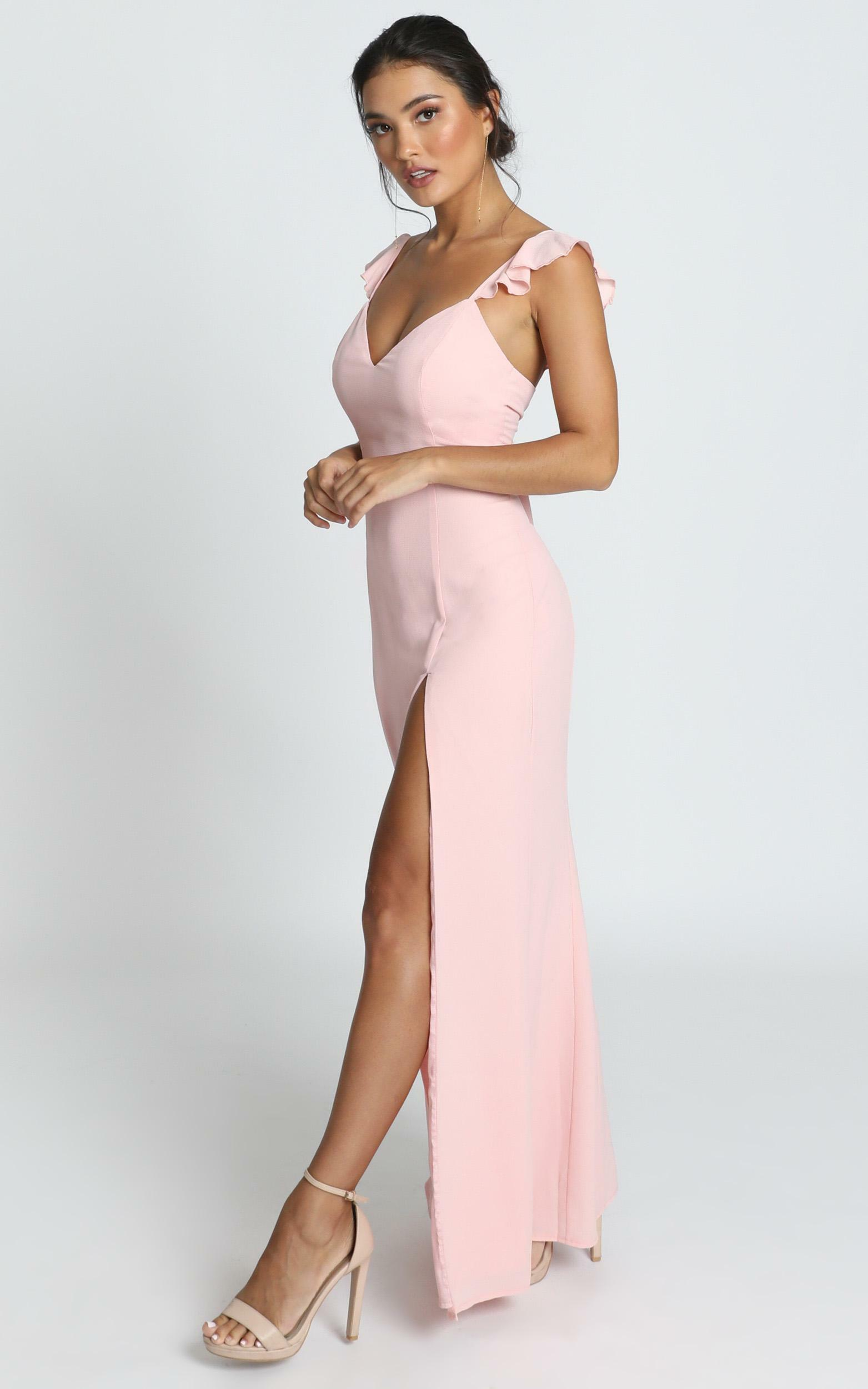 More Than This Dress in blush - 14 (XL), Blush, hi-res image number null
