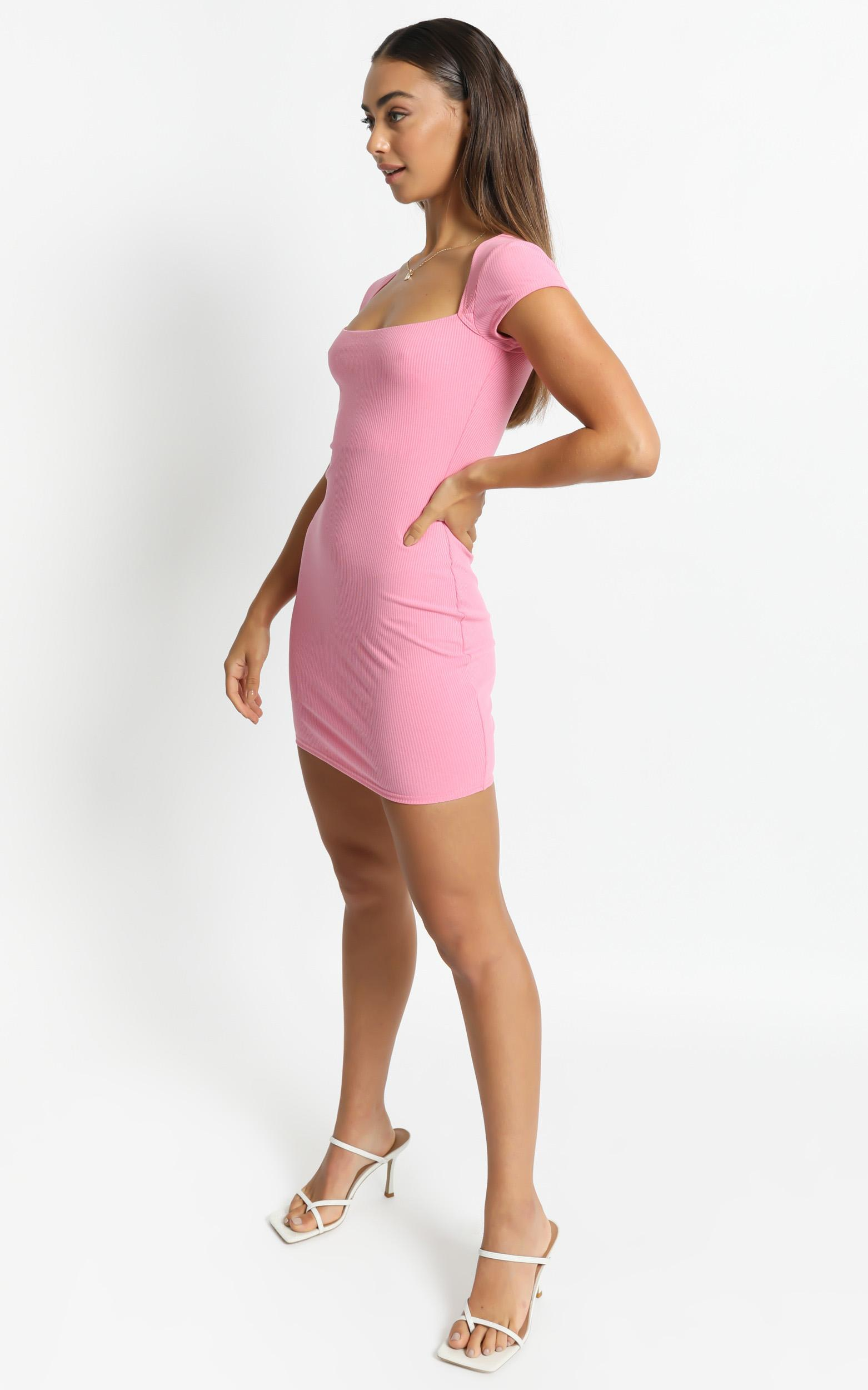 Defying Gravity Dress in Pink - 6 (XS), Pink, hi-res image number null