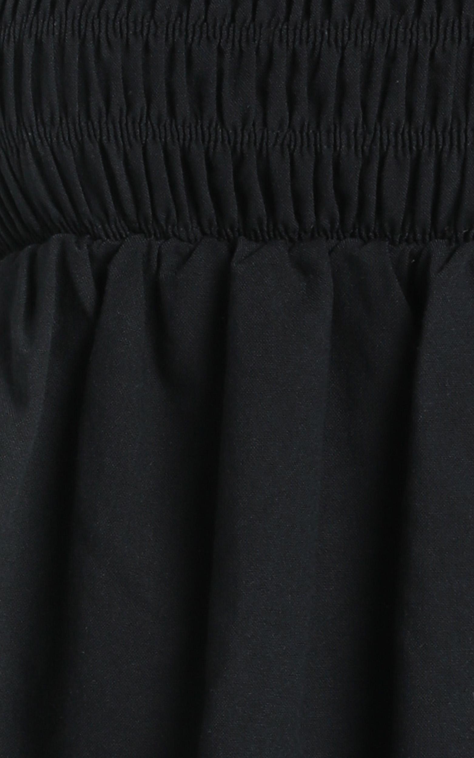 Bring The Heat Top in black - 14 (XL), Black, hi-res image number null