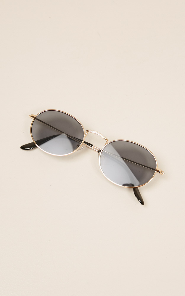 Show Me The Way sunglasses in gold, , hi-res image number null
