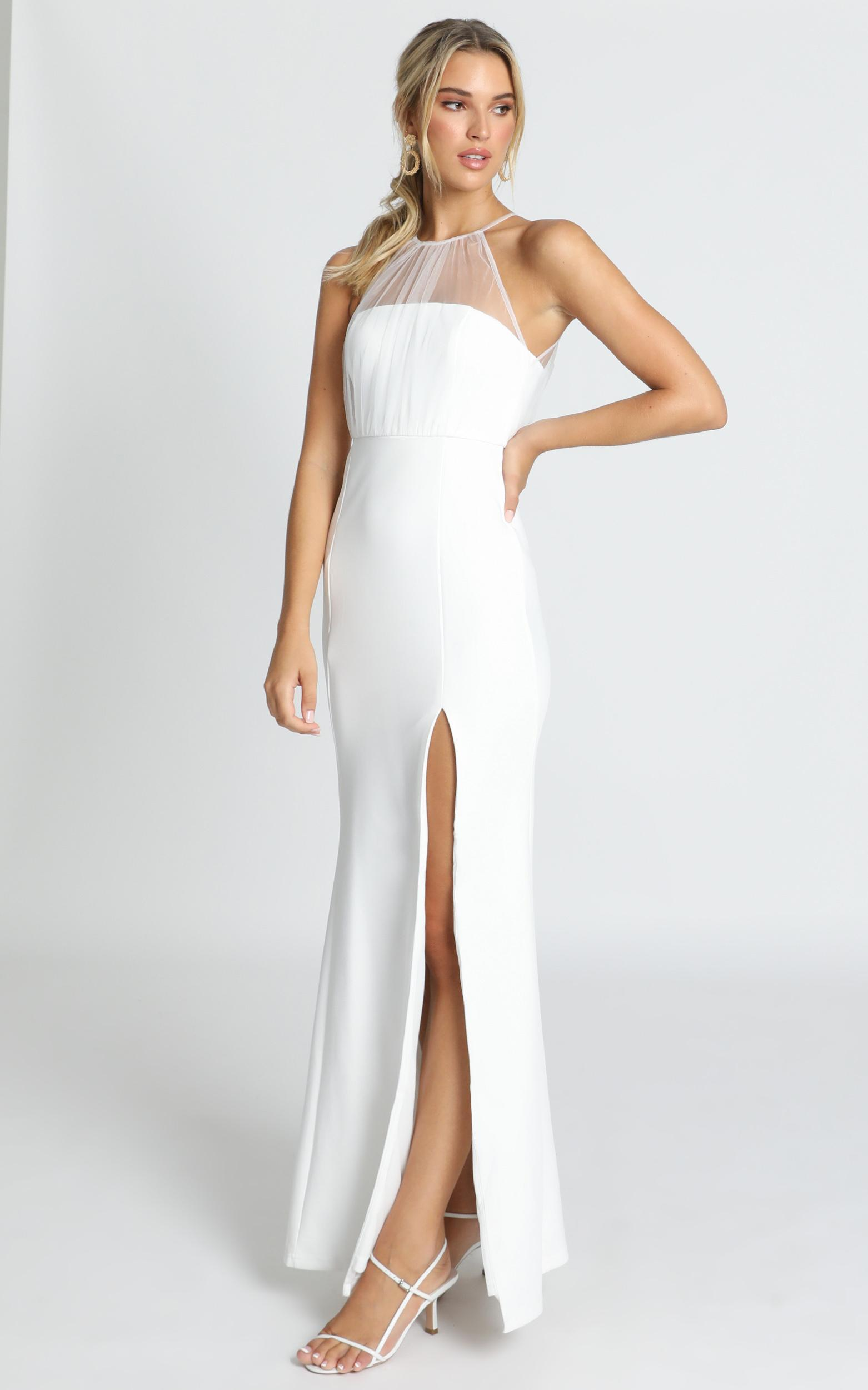 Still Love You Dress in white - 14 (XL), White, hi-res image number null
