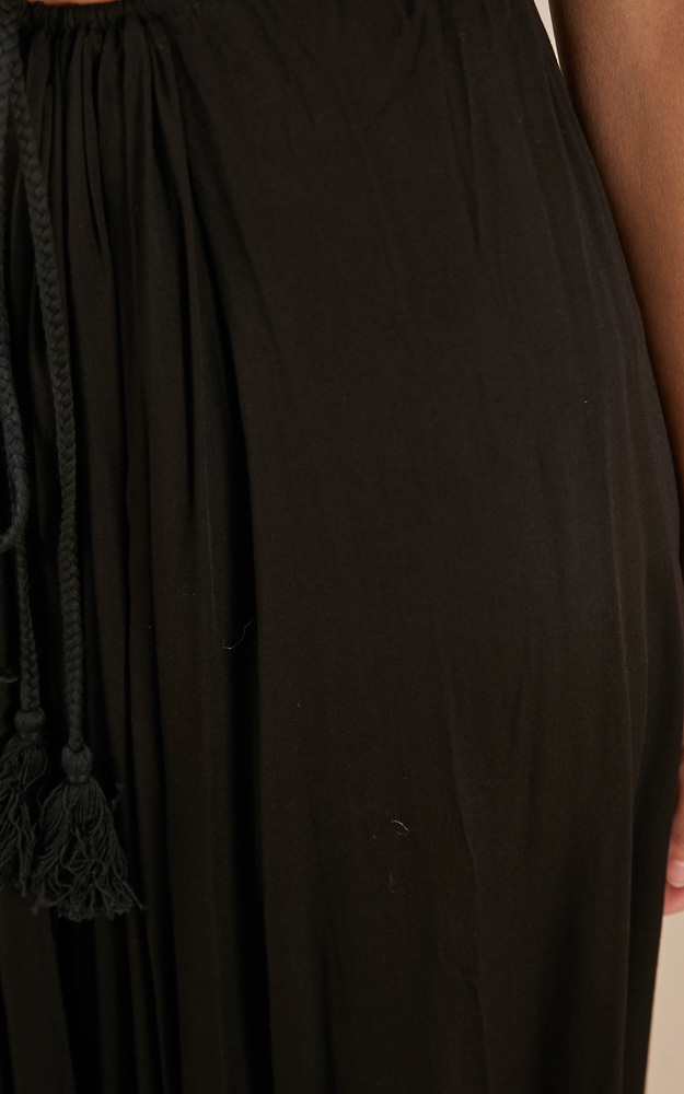 Under The Twilight maxi skirt in Black - 4 (XXS), Black, hi-res image number null