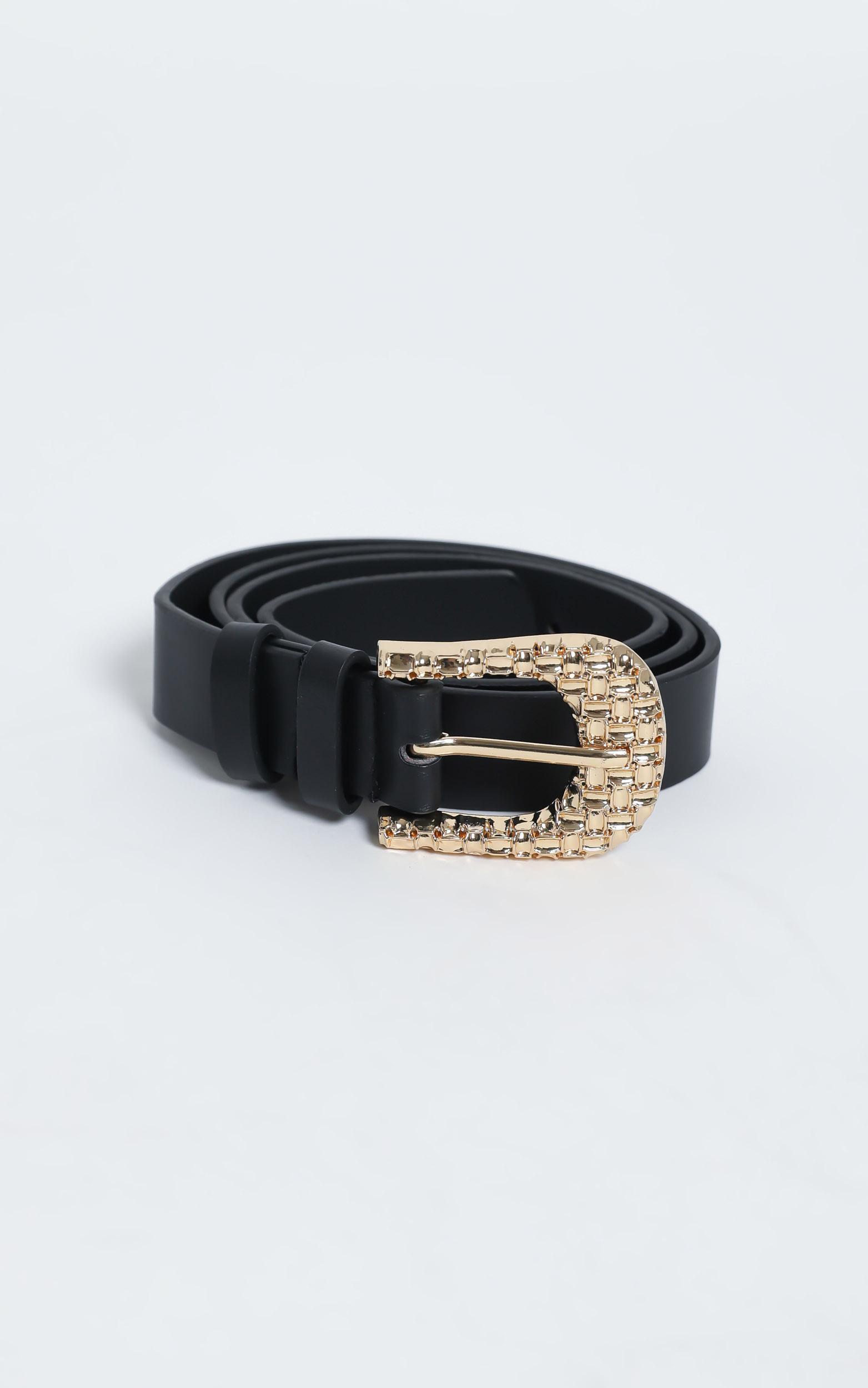 Cian Belt in Black, , hi-res image number null