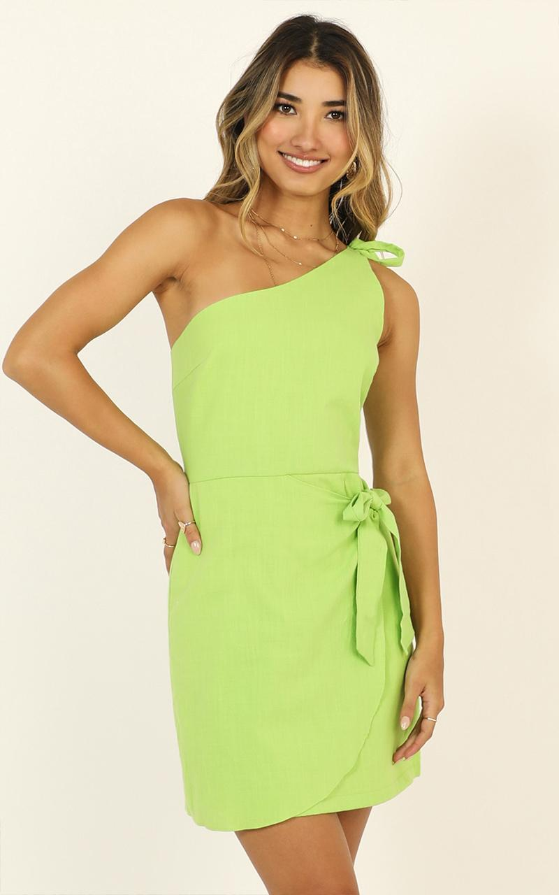 Keeping It Together Dress in green - 18 (XXXL), Green, hi-res image number null