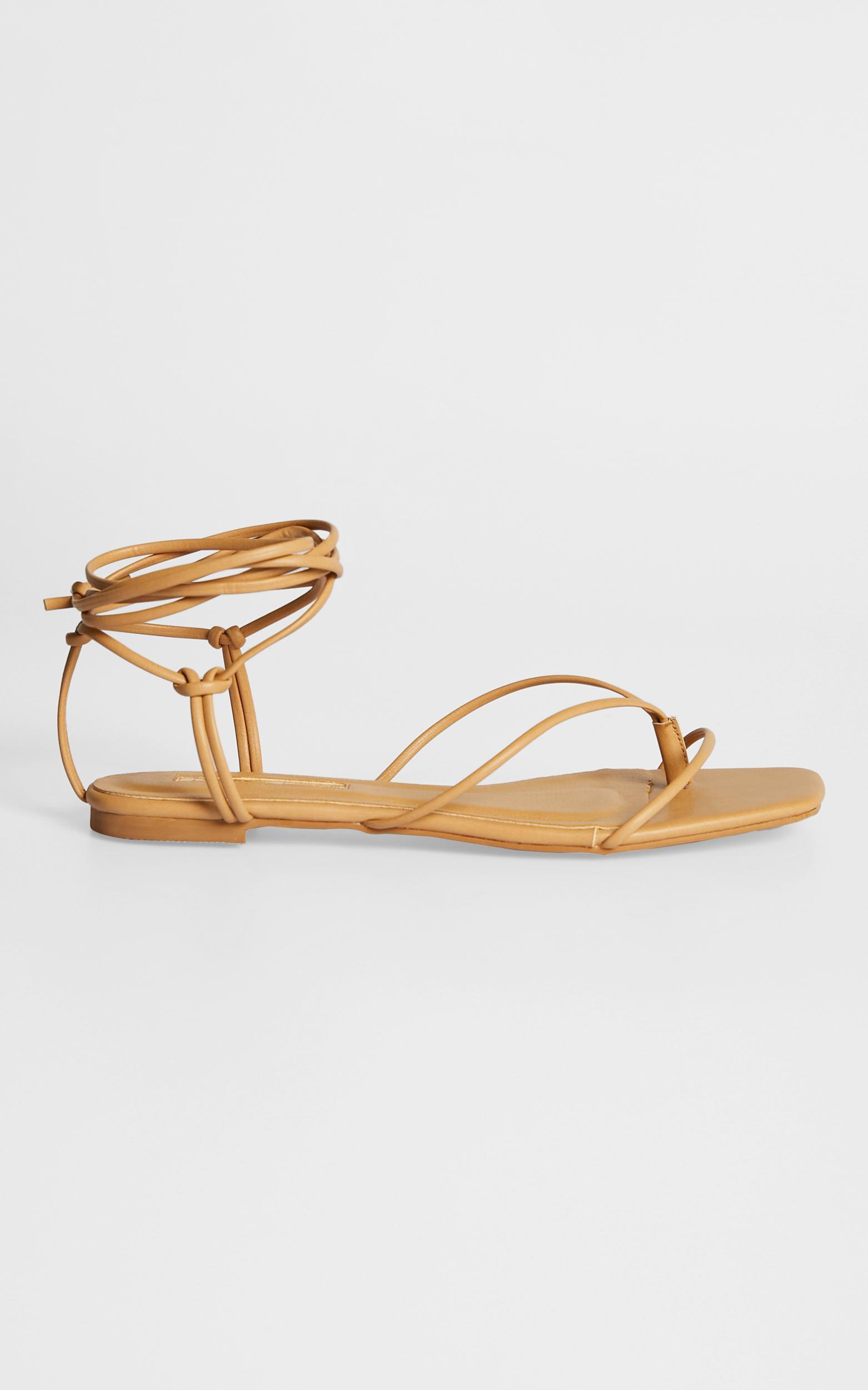 Billini - Amina Sandals in Desert - 5, Tan, hi-res image number null