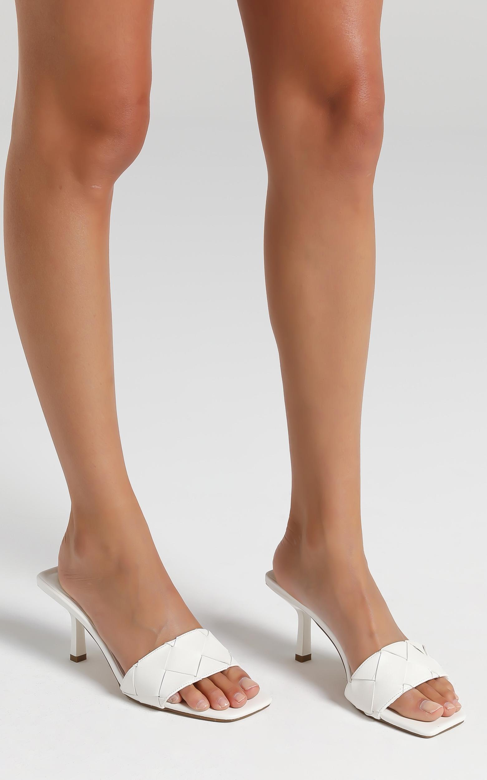 Billini - India Heels in White - 05, WHT2, hi-res image number null