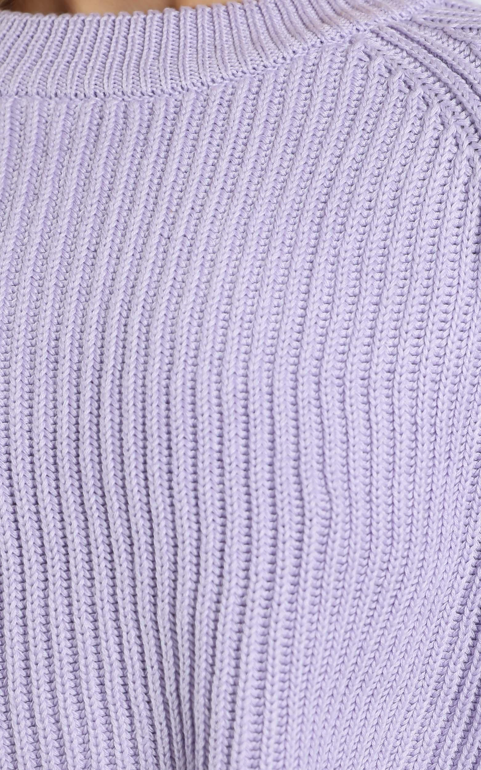 Watson Jumper in Lilac - 12 (L), Purple, hi-res image number null