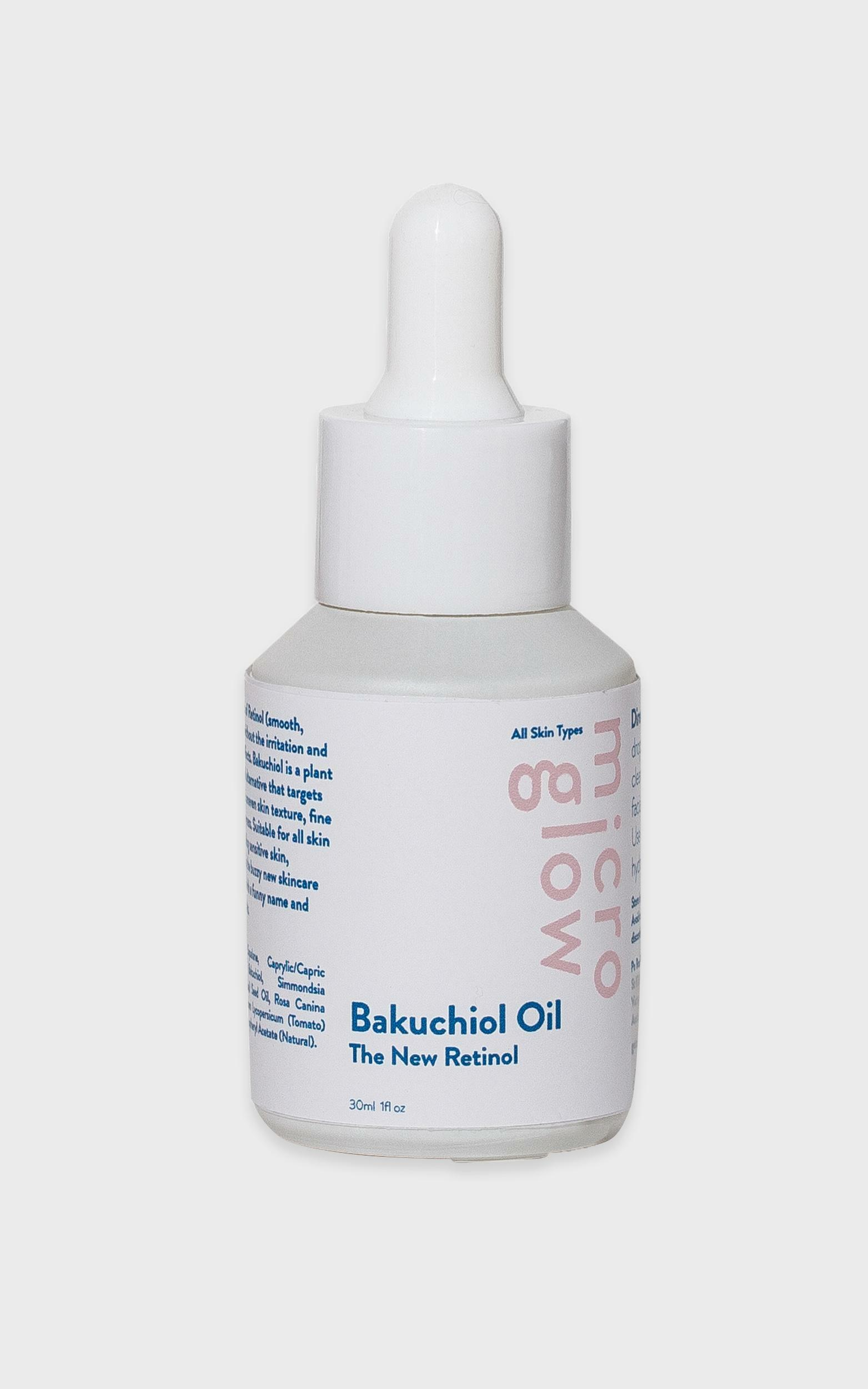 Micro Glow - Bakuchiol Oil in Clear, CLR1, hi-res image number null