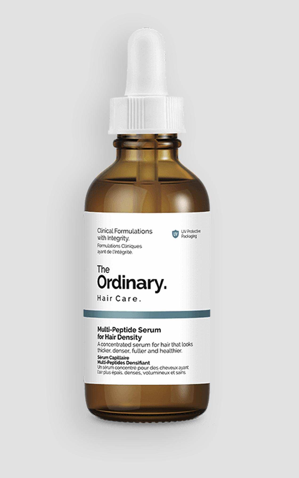 The Ordinary - Multi Peptide Serum For Hair Density in Clear, , hi-res image number null