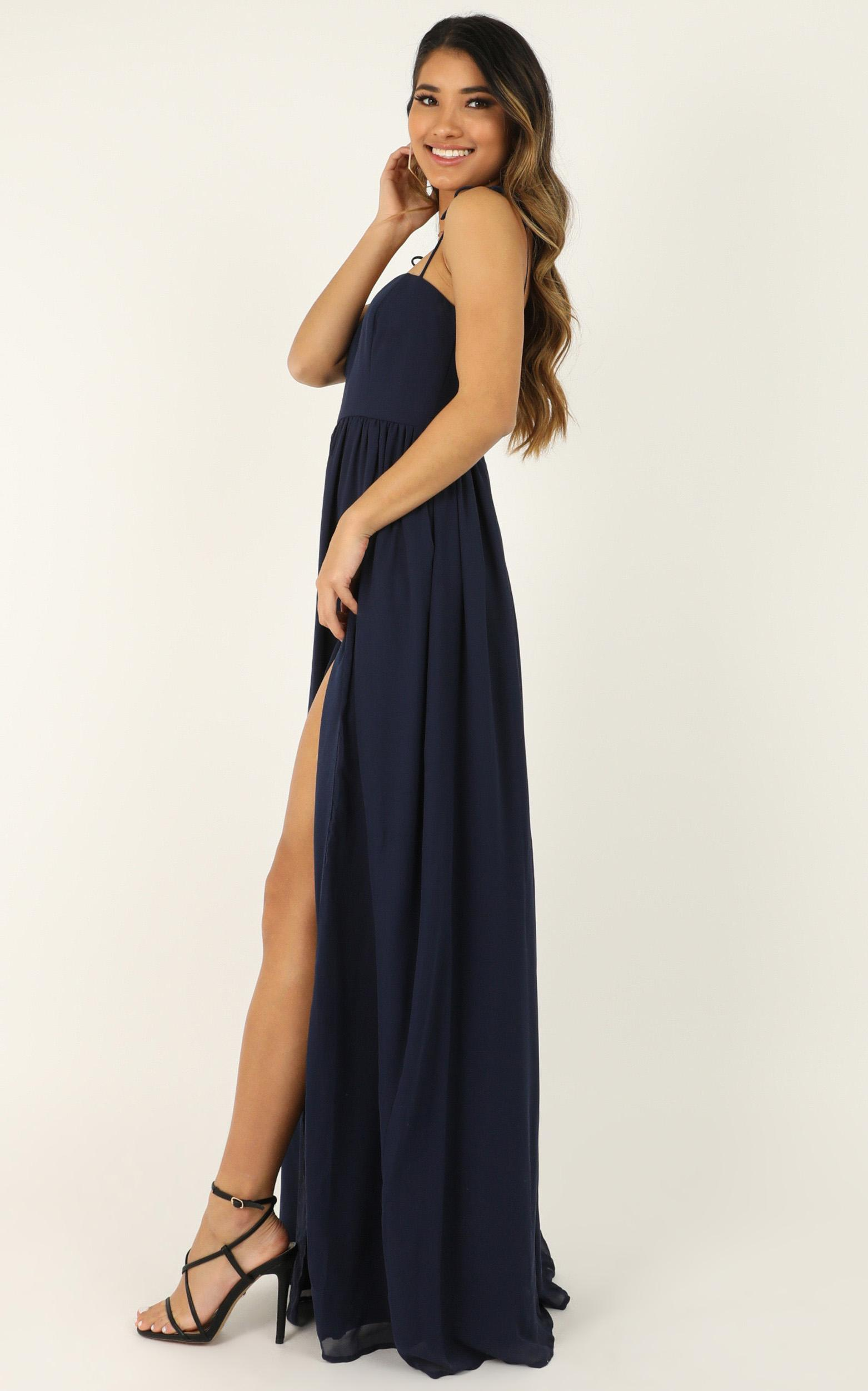 My Decision Dress in navy - 12 (L), Navy, hi-res image number null